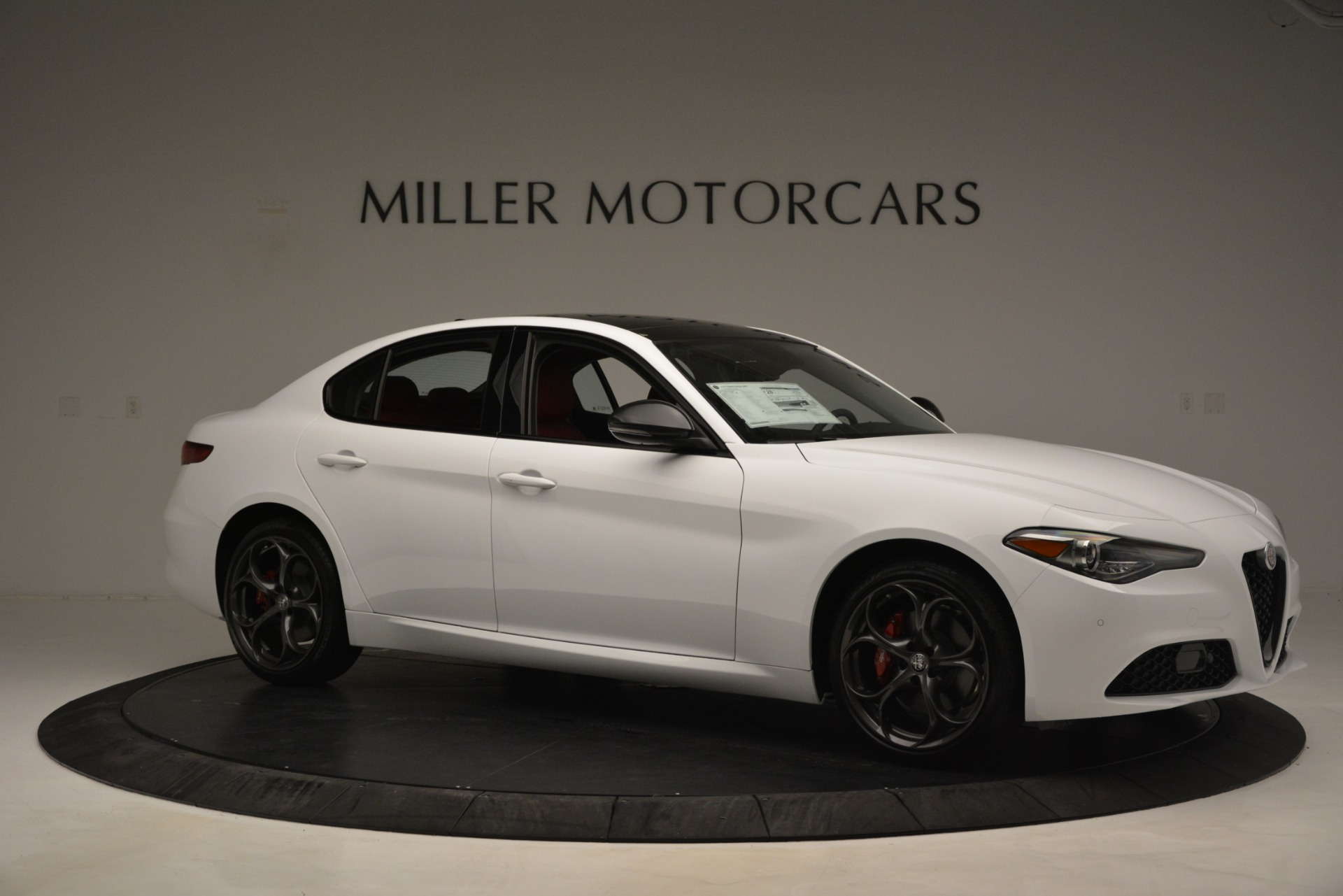 New 2019 Alfa Romeo Giulia Q4 For Sale In Greenwich, CT. Alfa Romeo of Greenwich, L636 3272_p10