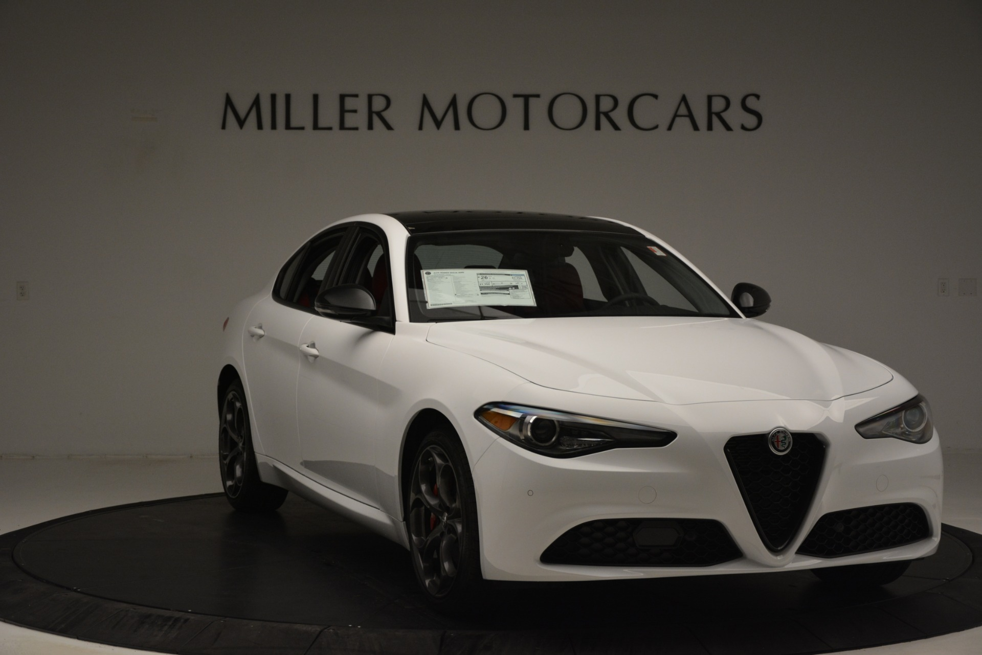 New 2019 Alfa Romeo Giulia Q4 For Sale In Greenwich, CT. Alfa Romeo of Greenwich, L636 3272_p11