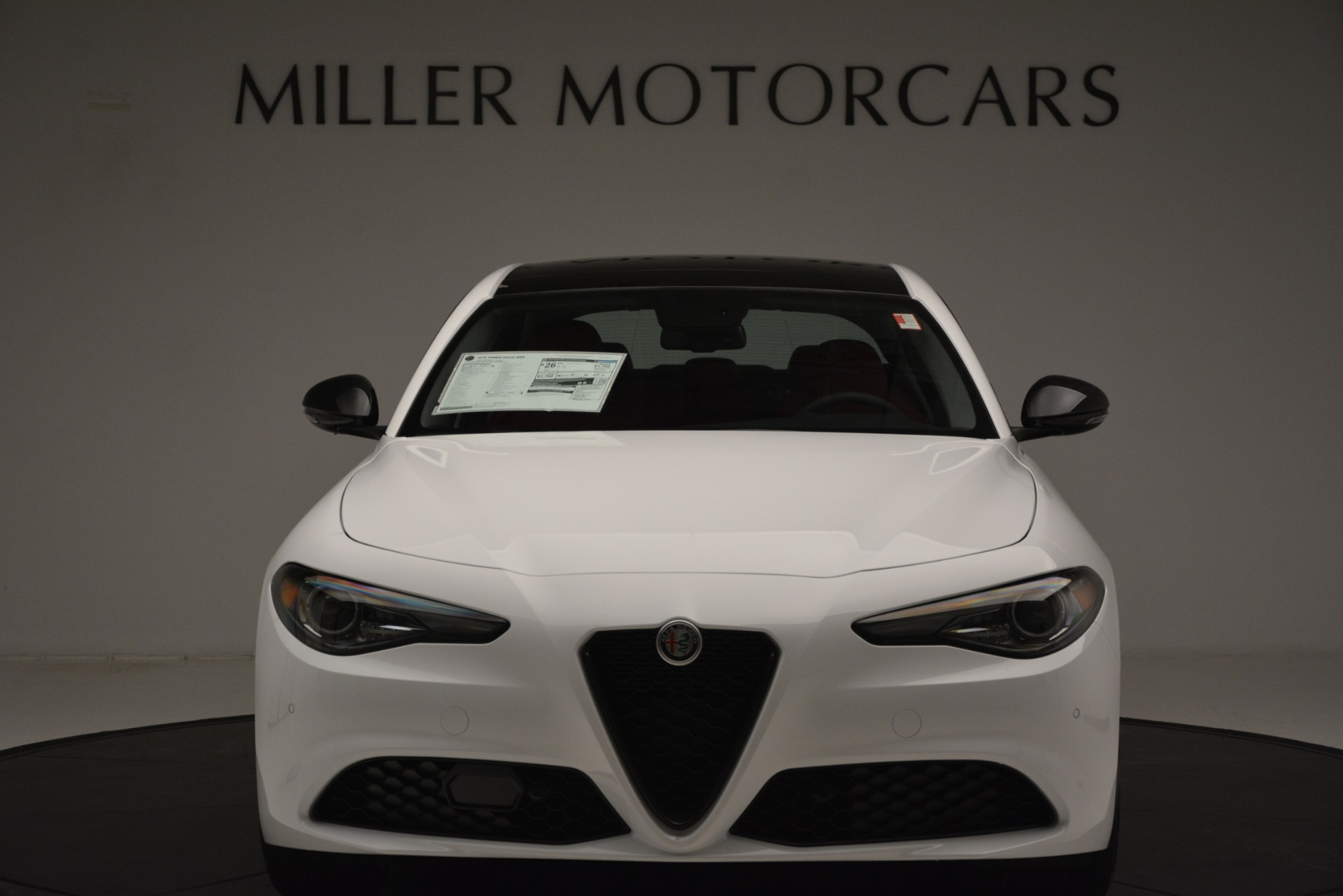 New 2019 Alfa Romeo Giulia Q4 For Sale In Greenwich, CT. Alfa Romeo of Greenwich, L636 3272_p12