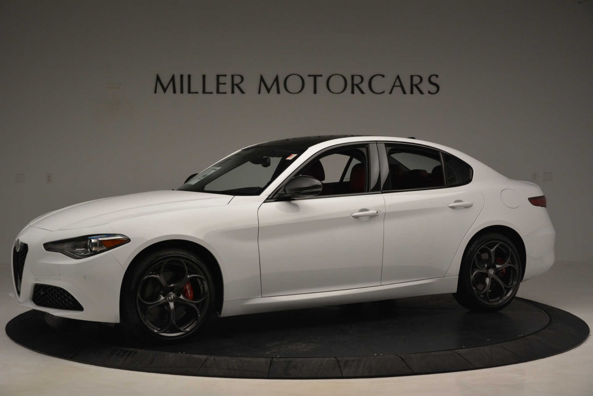 New 2019 Alfa Romeo Giulia Q4 For Sale In Greenwich, CT. Alfa Romeo of Greenwich, L636 3272_p2