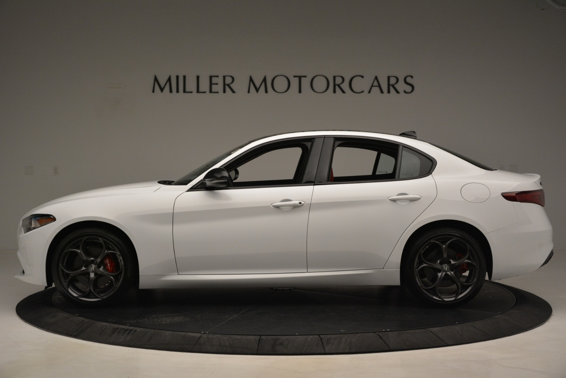New 2019 Alfa Romeo Giulia Q4 For Sale In Greenwich, CT. Alfa Romeo of Greenwich, L636 3272_p3