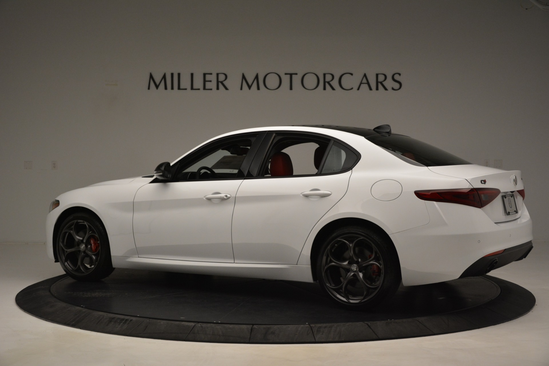 New 2019 Alfa Romeo Giulia Q4 For Sale In Greenwich, CT. Alfa Romeo of Greenwich, L636 3272_p4