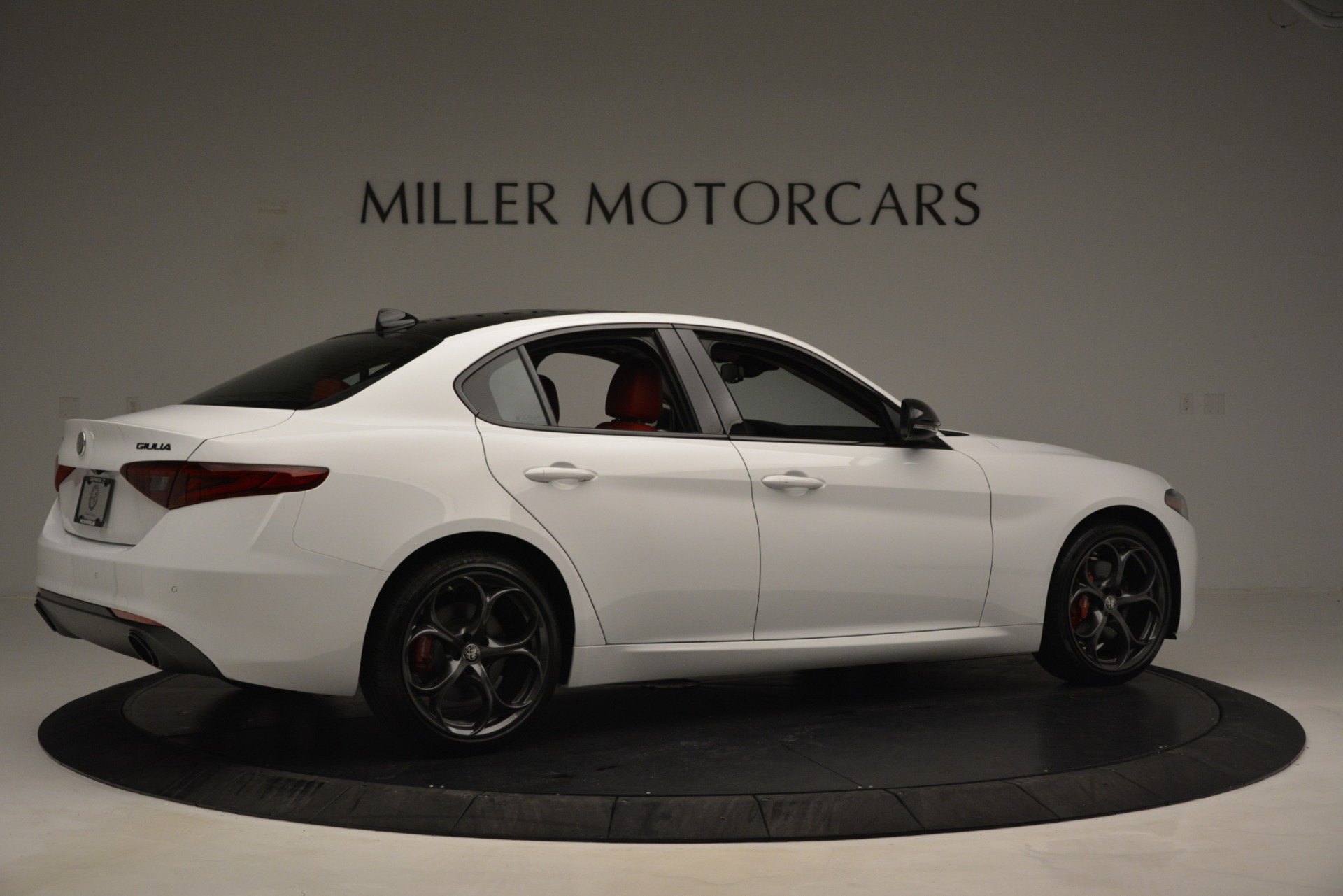 New 2019 Alfa Romeo Giulia Q4 For Sale In Greenwich, CT. Alfa Romeo of Greenwich, L636 3272_p8