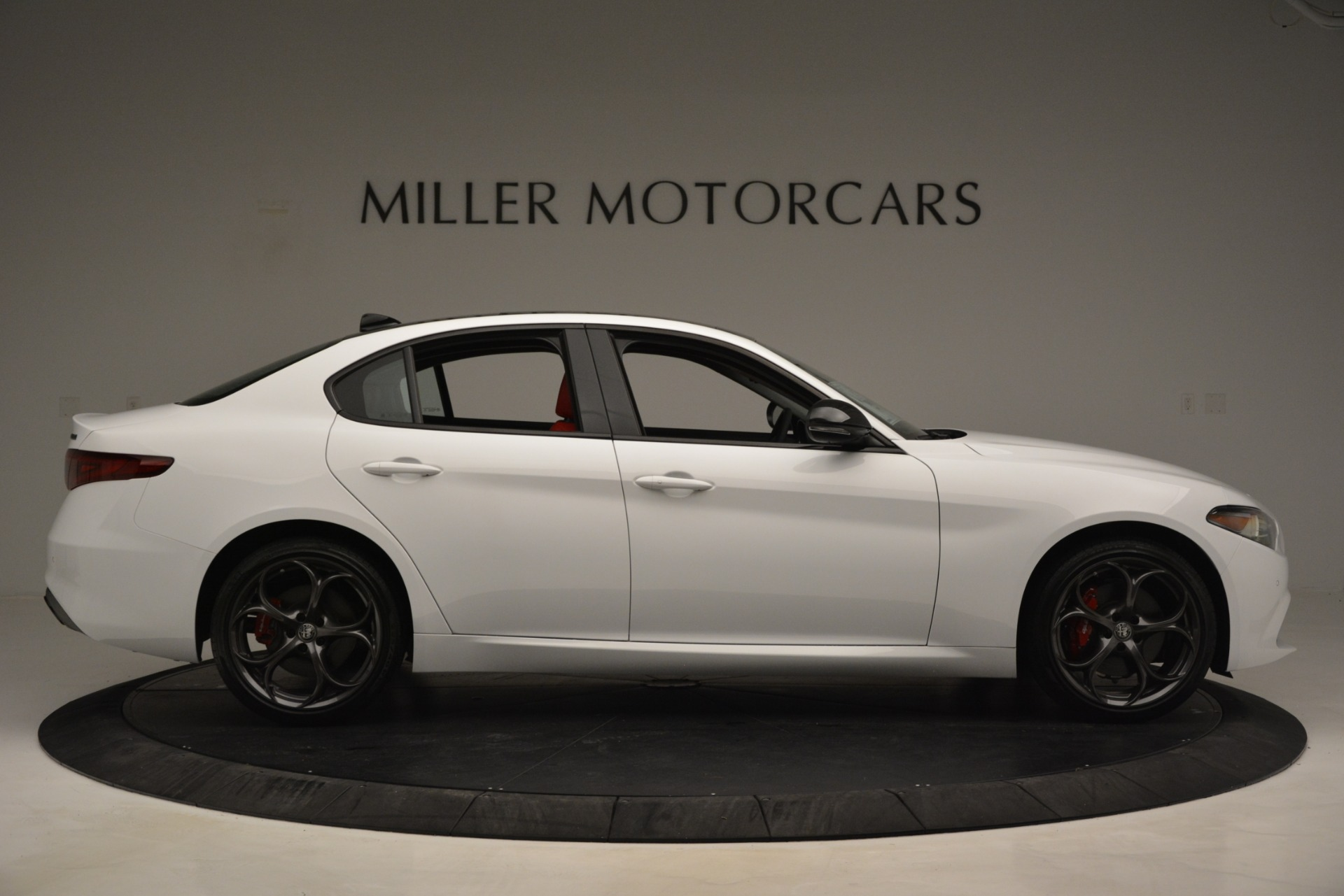 New 2019 Alfa Romeo Giulia Q4 For Sale In Greenwich, CT. Alfa Romeo of Greenwich, L636 3272_p9