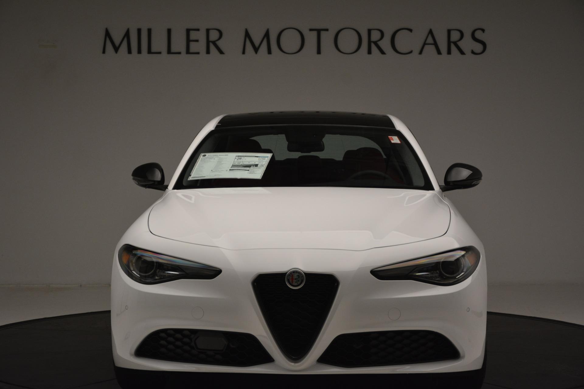 New 2019 Alfa Romeo Giulia Q4 For Sale In Greenwich, CT. Alfa Romeo of Greenwich, L637 3273_p12