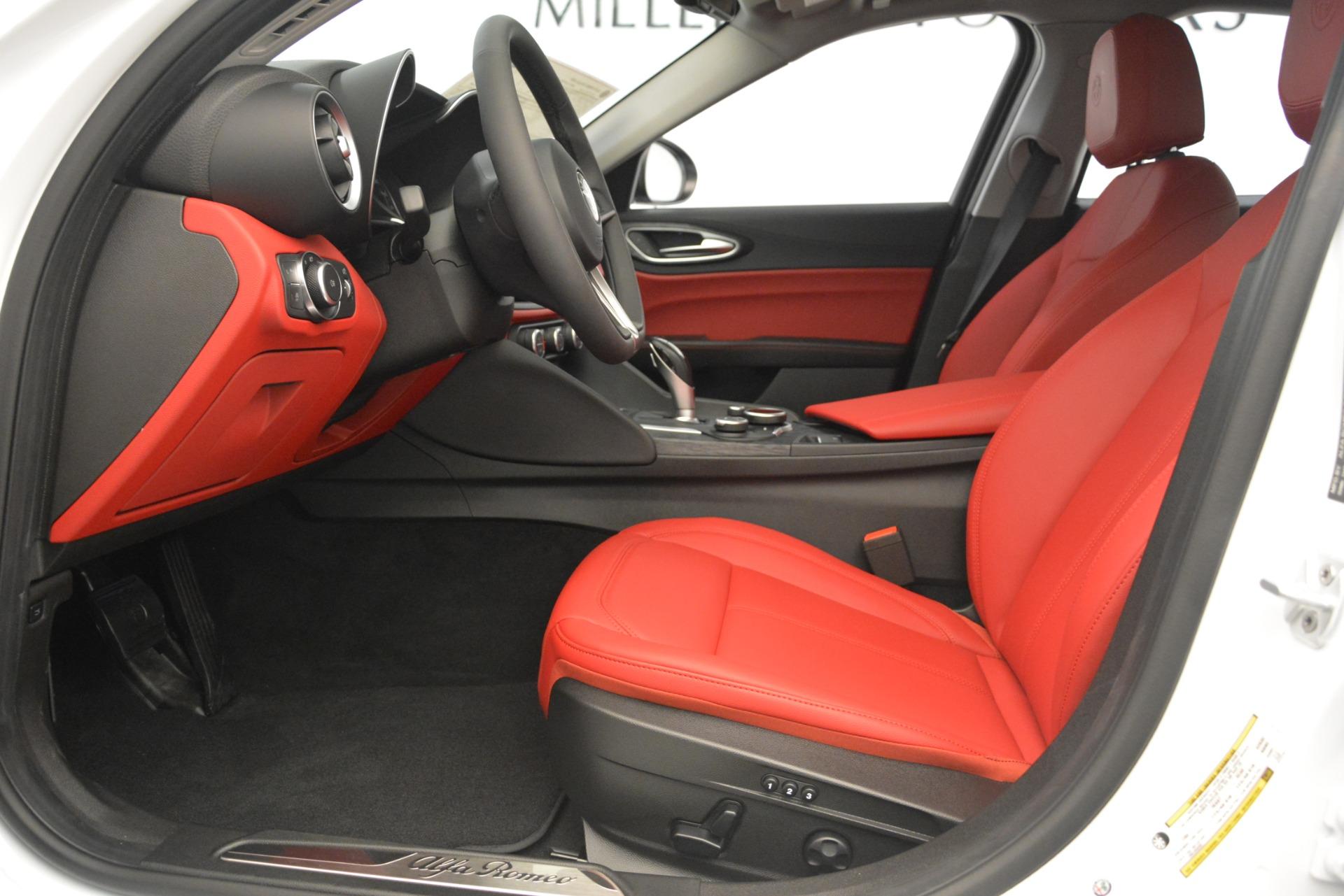New 2019 Alfa Romeo Giulia Q4 For Sale In Greenwich, CT. Alfa Romeo of Greenwich, L637 3273_p14