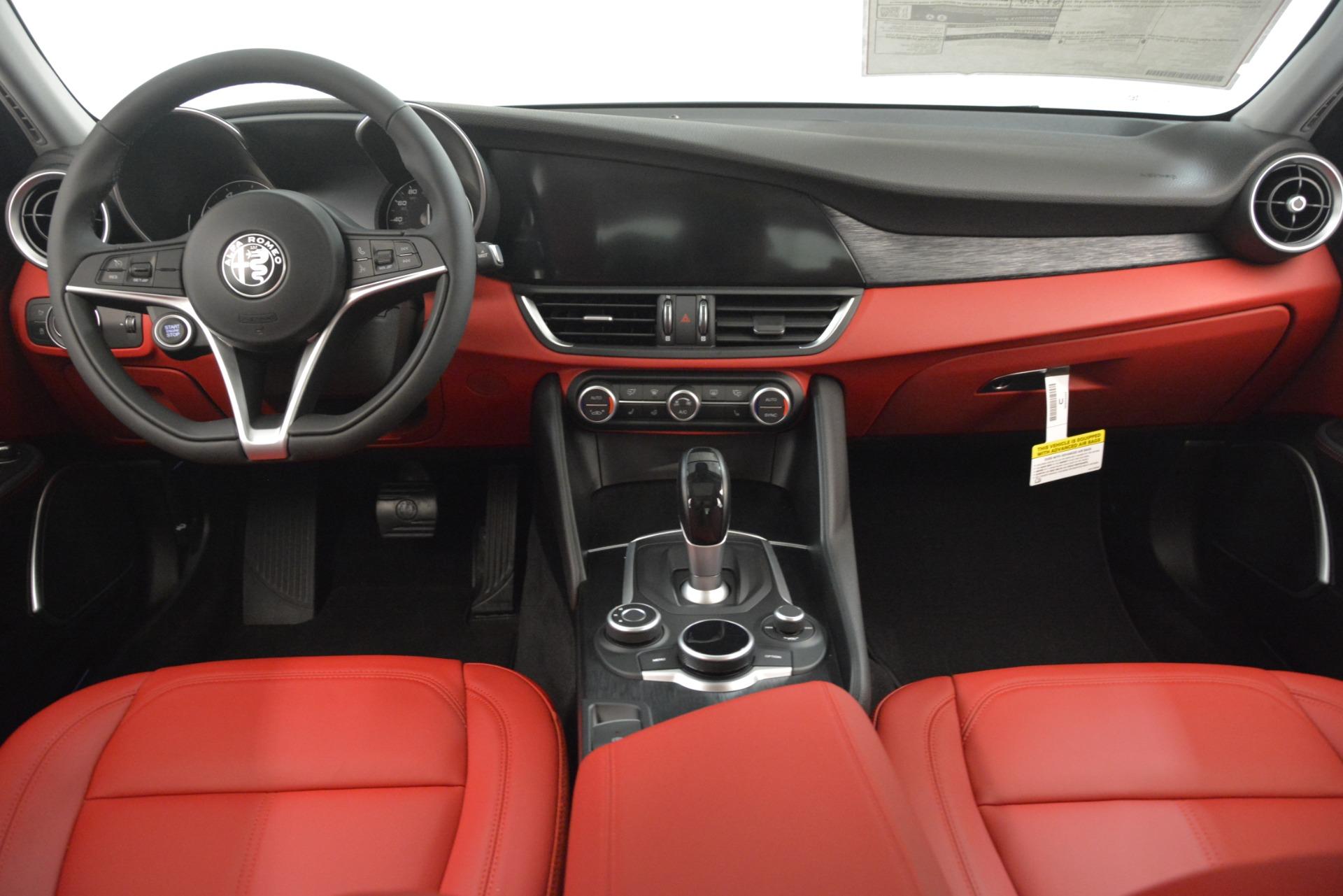 New 2019 Alfa Romeo Giulia Q4 For Sale In Greenwich, CT. Alfa Romeo of Greenwich, L637 3273_p16
