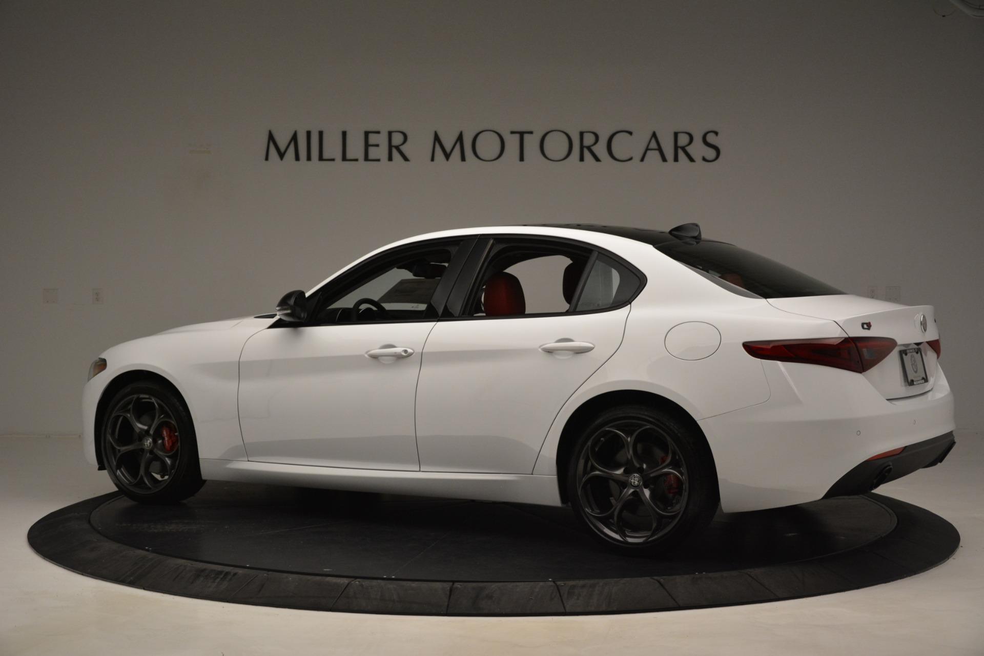 New 2019 Alfa Romeo Giulia Q4 For Sale In Greenwich, CT. Alfa Romeo of Greenwich, L637 3273_p4