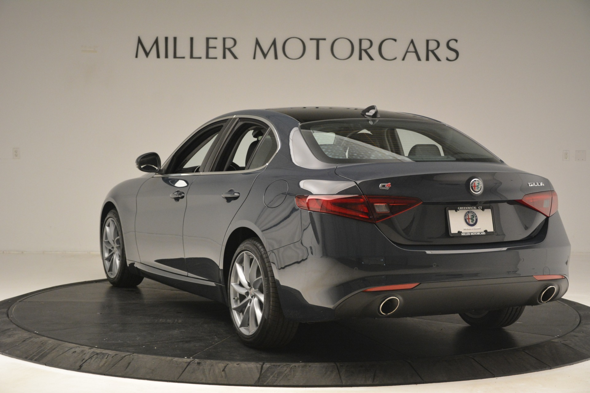 New 2019 Alfa Romeo Giulia Q4 For Sale In Greenwich, CT. Alfa Romeo of Greenwich, L638 3274_p5