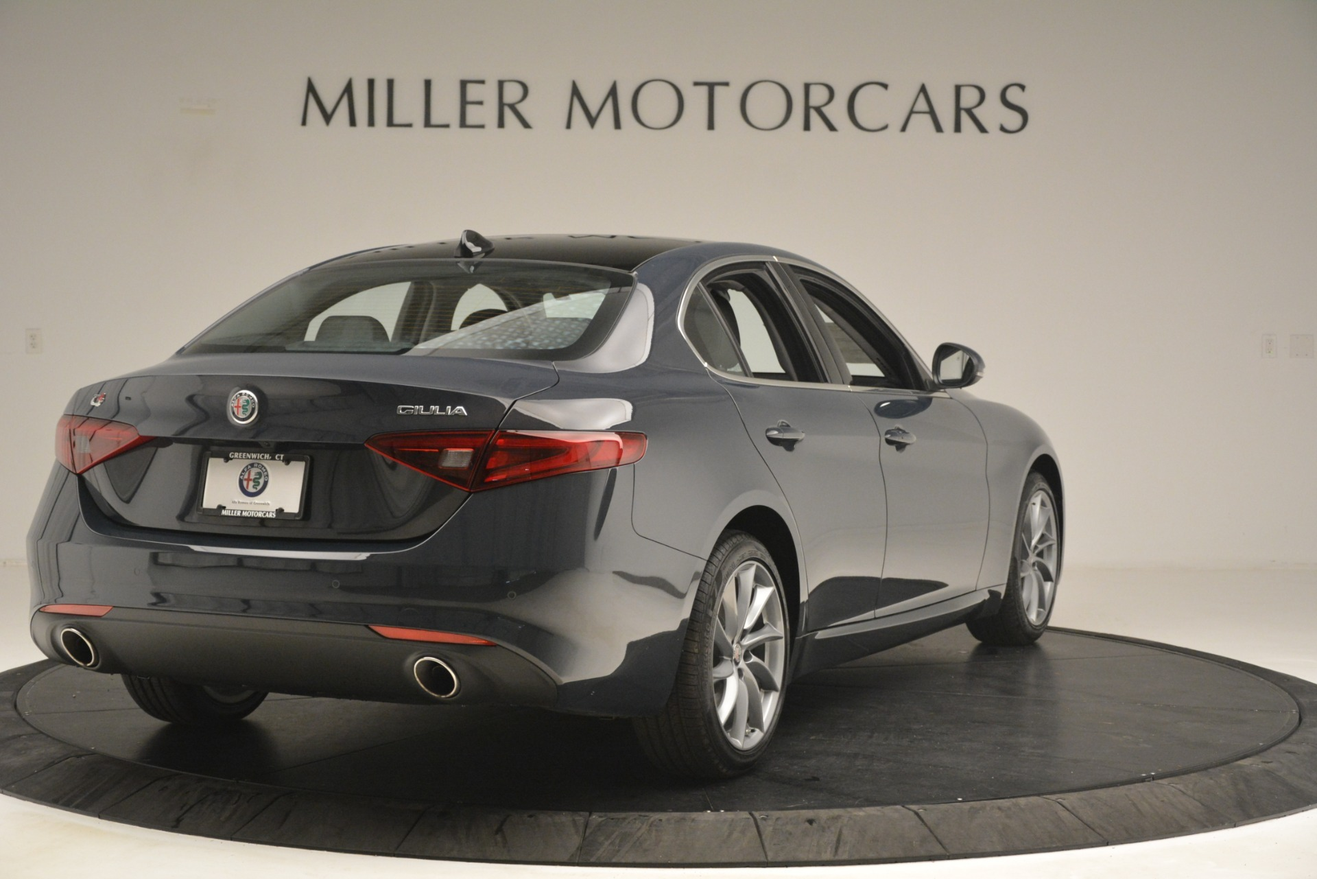 New 2019 Alfa Romeo Giulia Q4 For Sale In Greenwich, CT. Alfa Romeo of Greenwich, L638 3274_p7