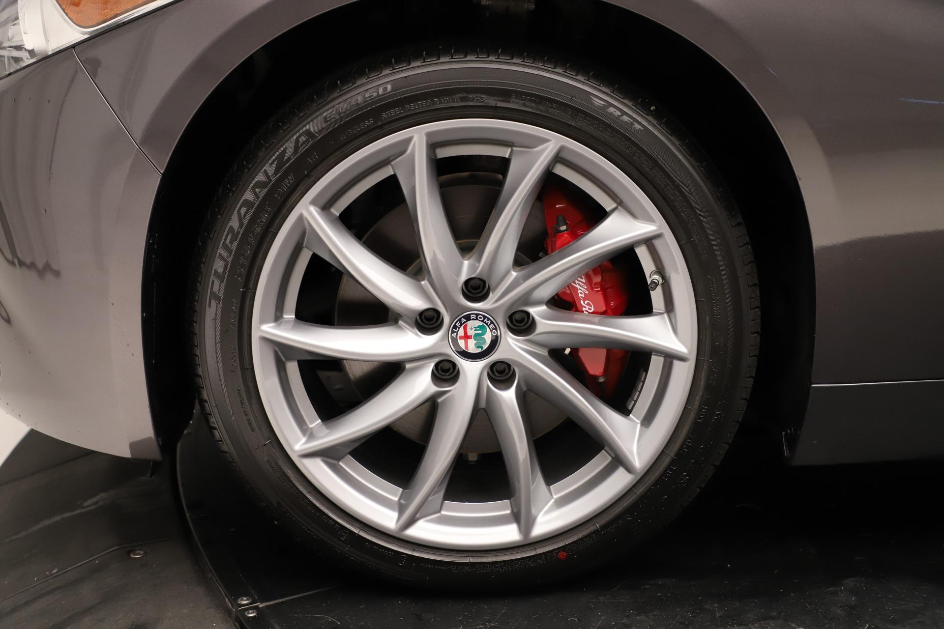 New 2019 Alfa Romeo Giulia Q4 For Sale In Greenwich, CT. Alfa Romeo of Greenwich, L639 3275_p31
