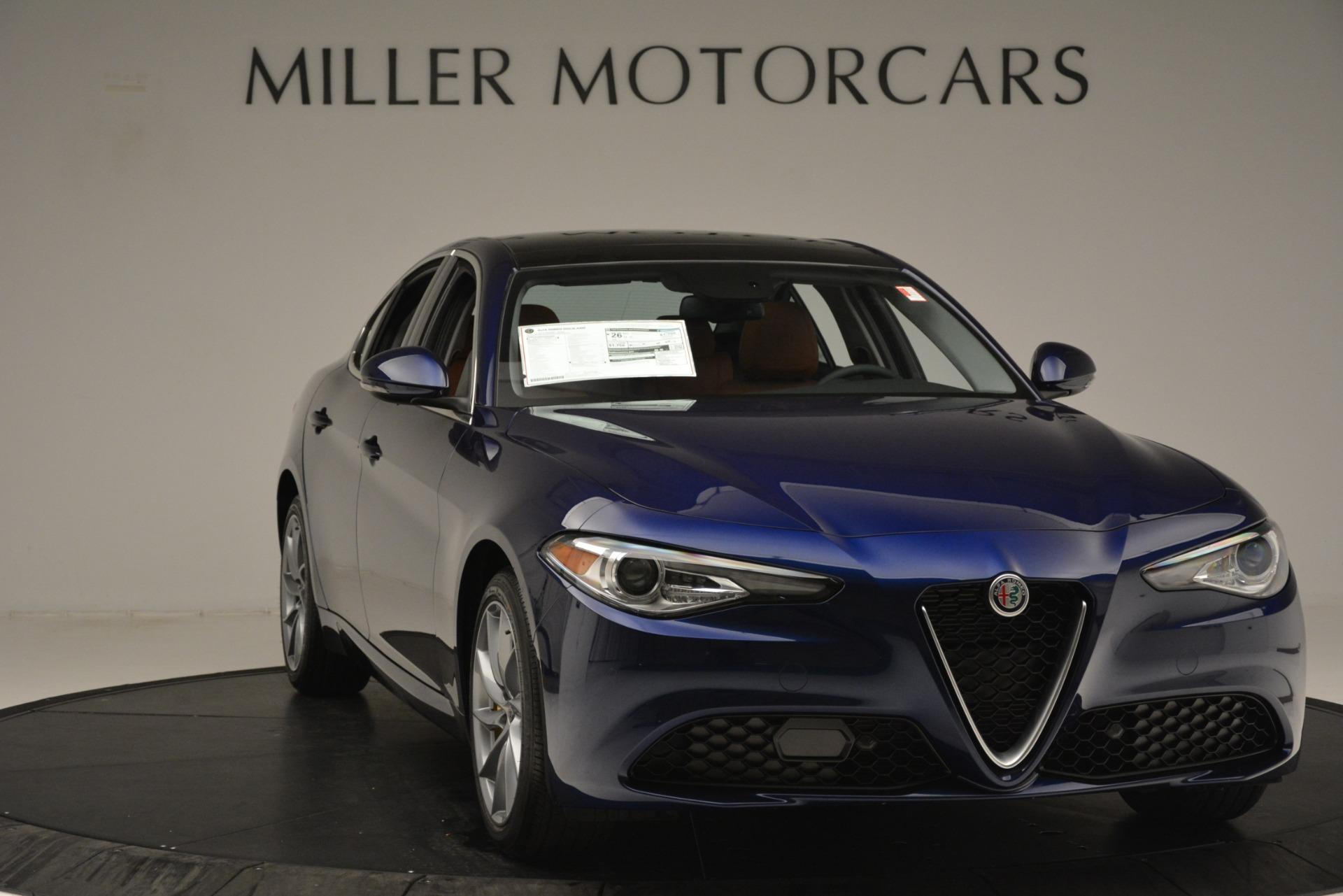 New 2019 Alfa Romeo Giulia Q4 For Sale In Greenwich, CT. Alfa Romeo of Greenwich, L640 3276_p11