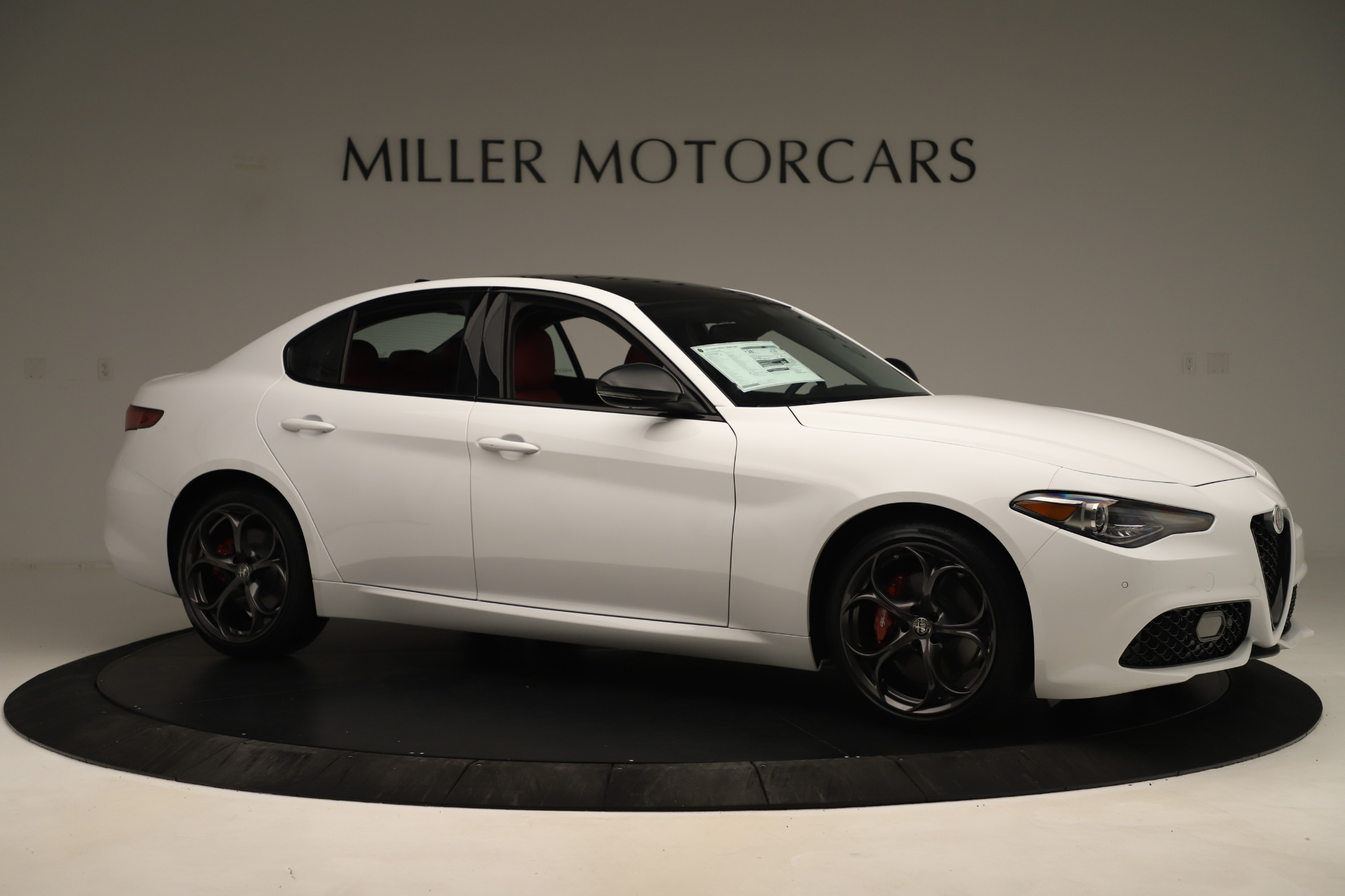 New 2019 Alfa Romeo Giulia Ti Sport Q4 For Sale In Greenwich, CT. Alfa Romeo of Greenwich, L646 3282_p10