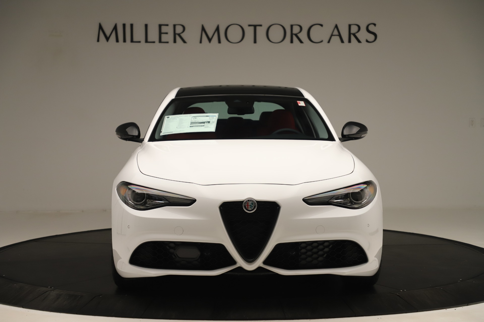New 2019 Alfa Romeo Giulia Ti Sport Q4 For Sale In Greenwich, CT. Alfa Romeo of Greenwich, L646 3282_p12