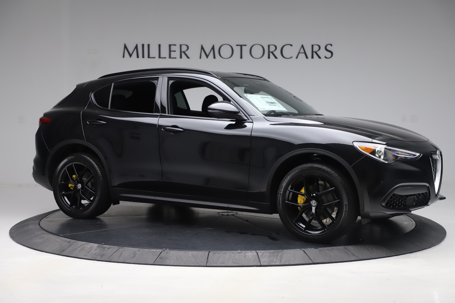 New 2019 Alfa Romeo Stelvio Ti Sport Q4 For Sale In Greenwich, CT. Alfa Romeo of Greenwich, L647 3283_p10