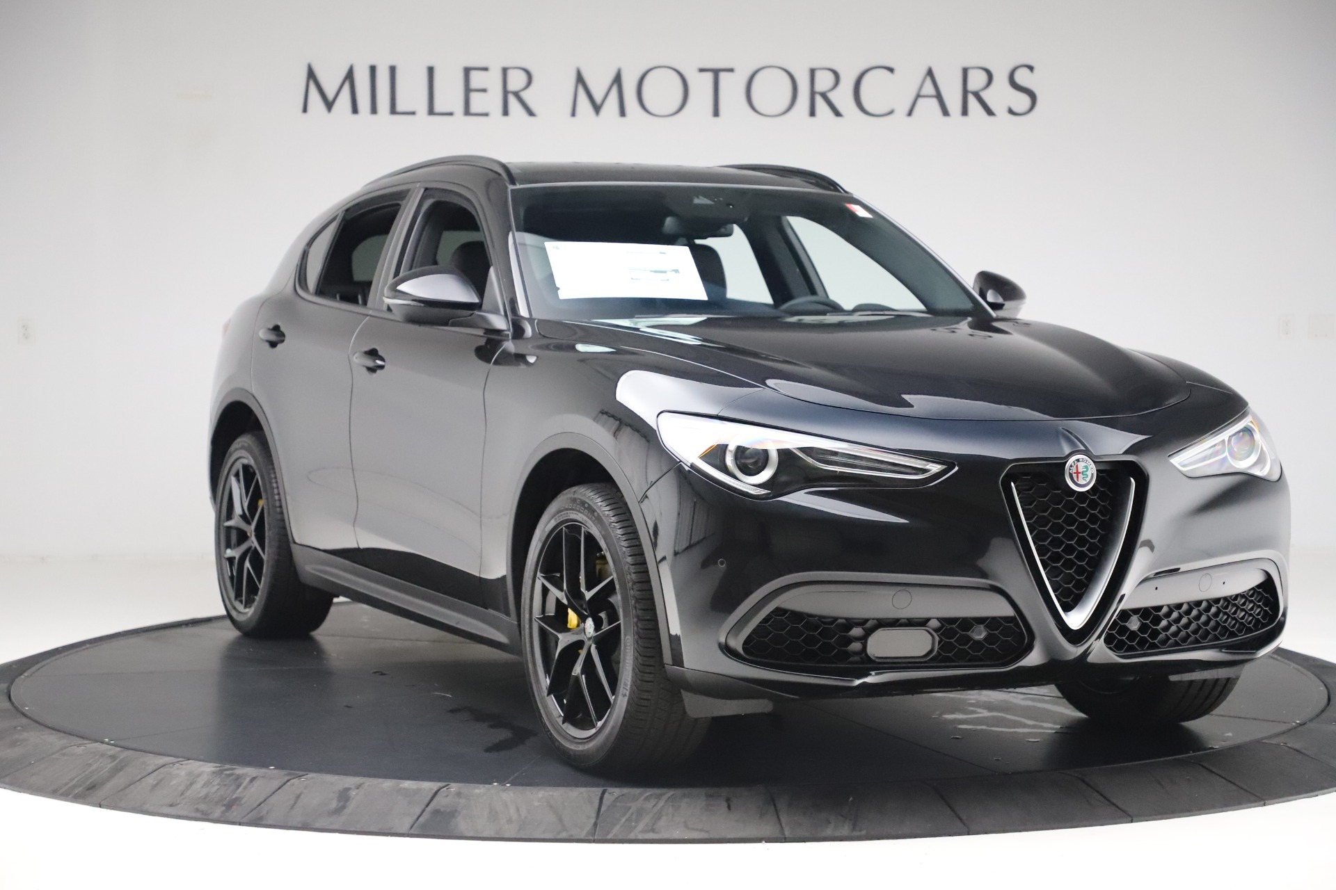 New 2019 Alfa Romeo Stelvio Ti Sport Q4 For Sale In Greenwich, CT. Alfa Romeo of Greenwich, L647 3283_p11