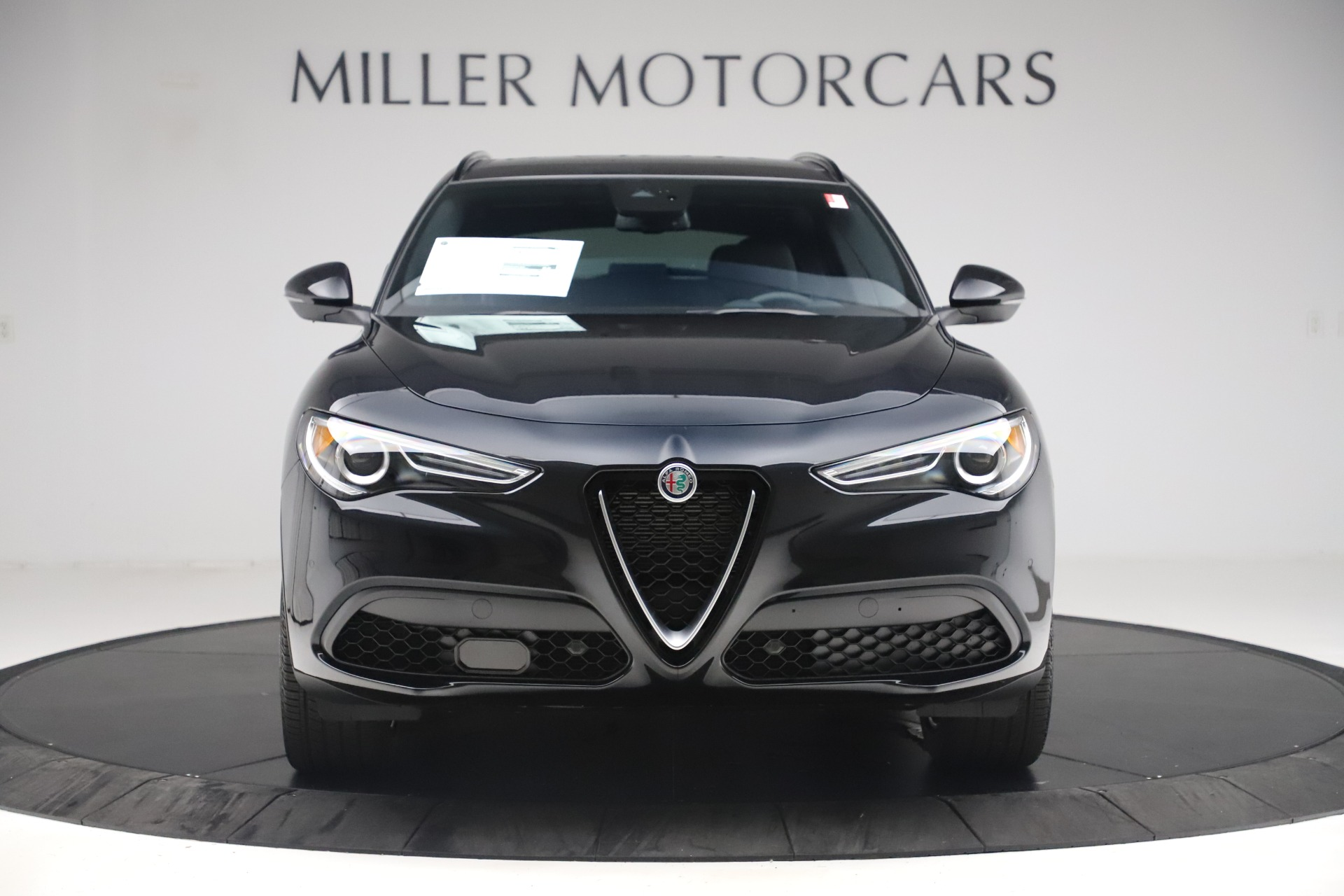 New 2019 Alfa Romeo Stelvio Ti Sport Q4 For Sale In Greenwich, CT. Alfa Romeo of Greenwich, L647 3283_p12