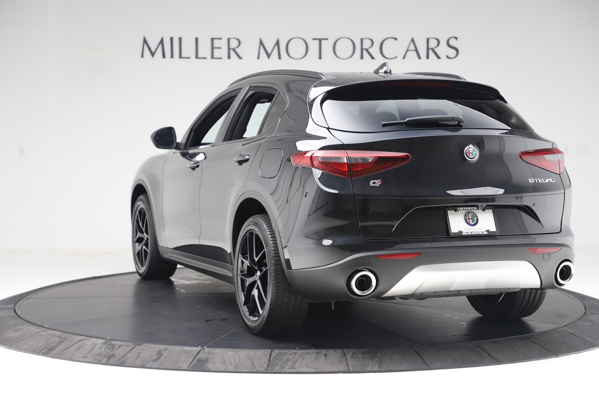 New 2019 Alfa Romeo Stelvio Ti Sport Q4 For Sale In Greenwich, CT. Alfa Romeo of Greenwich, L647 3283_p5
