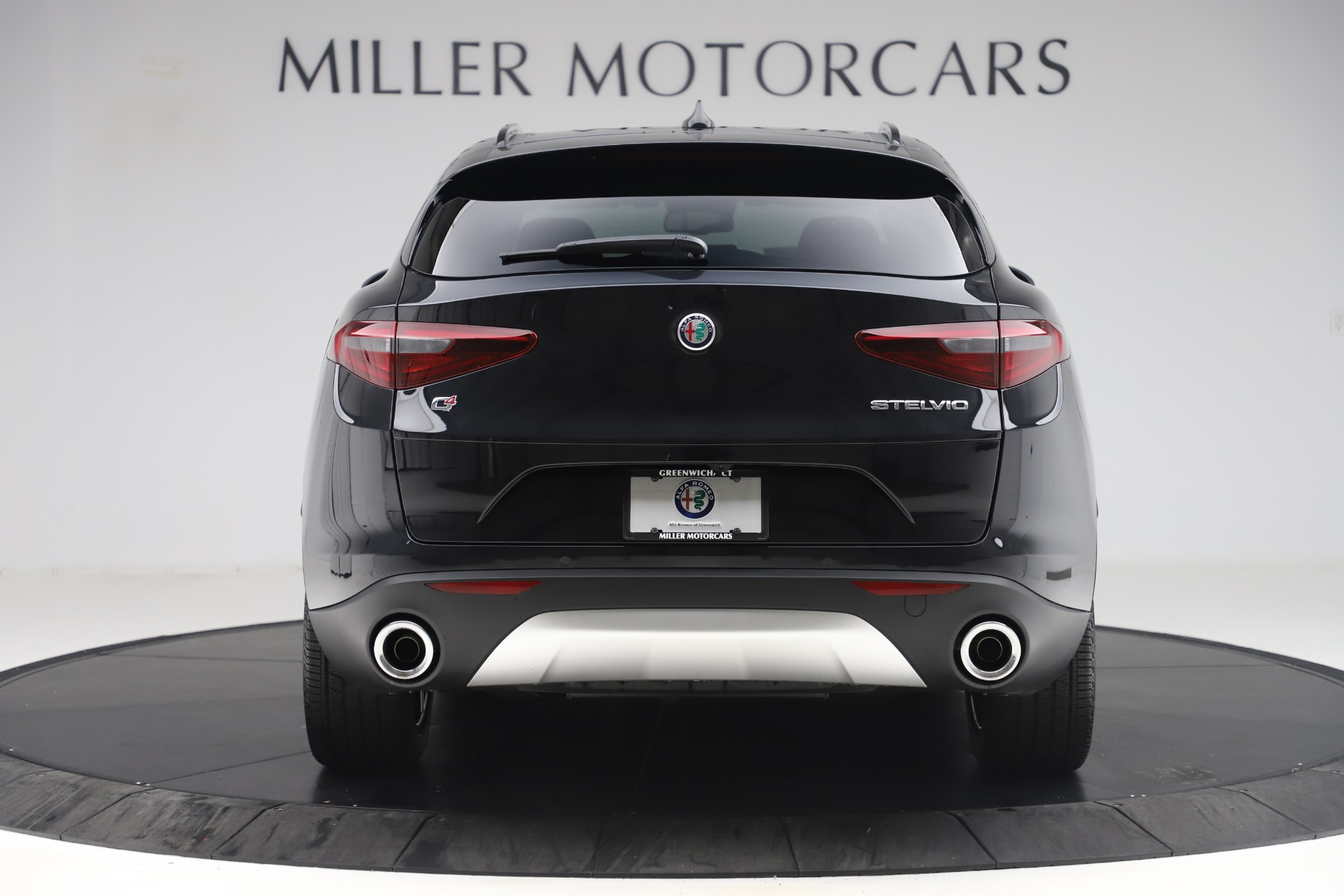 New 2019 Alfa Romeo Stelvio Ti Sport Q4 For Sale In Greenwich, CT. Alfa Romeo of Greenwich, L647 3283_p6