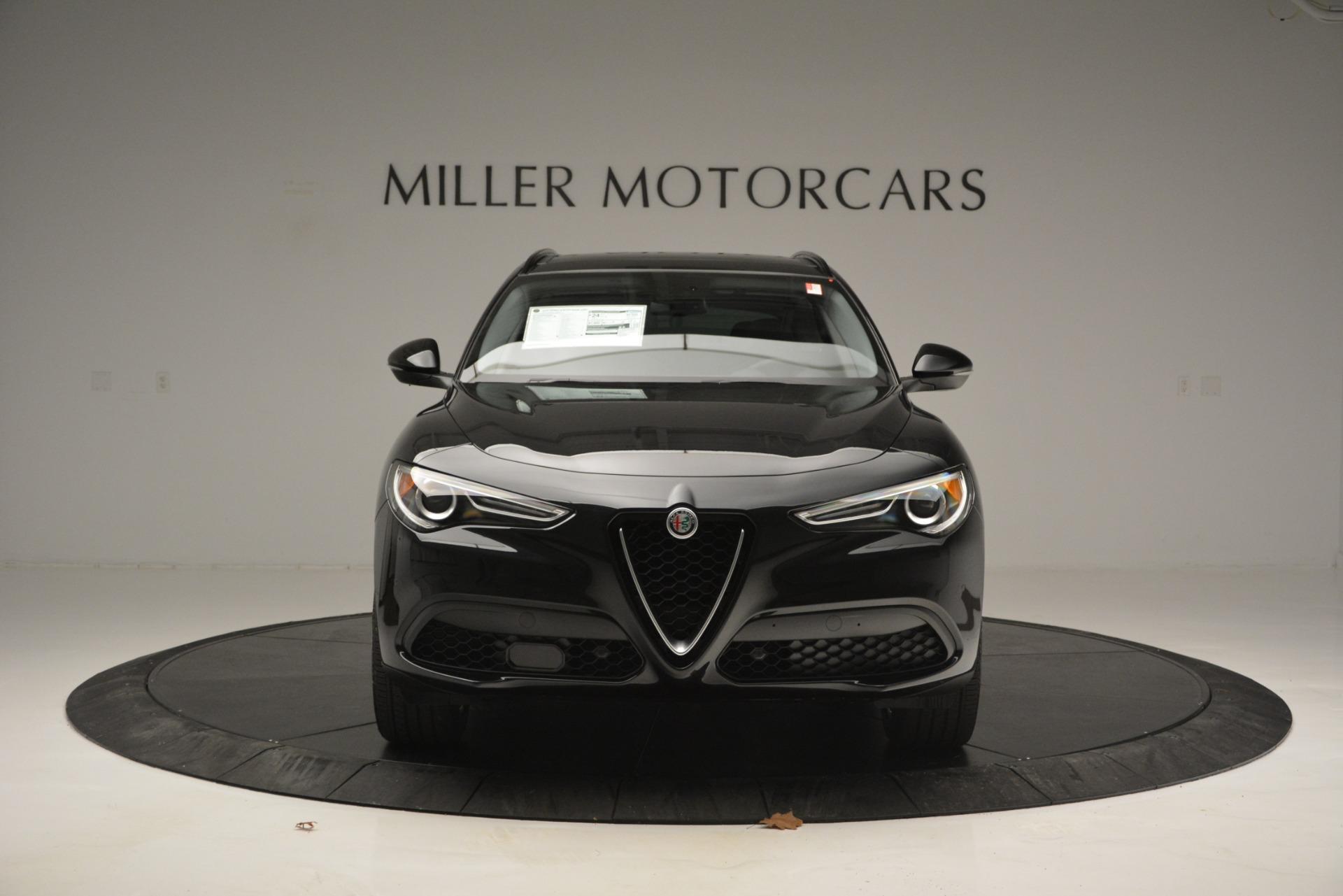 New 2019 Alfa Romeo Stelvio Ti Sport Q4 For Sale In Greenwich, CT. Alfa Romeo of Greenwich, L648 3284_p10