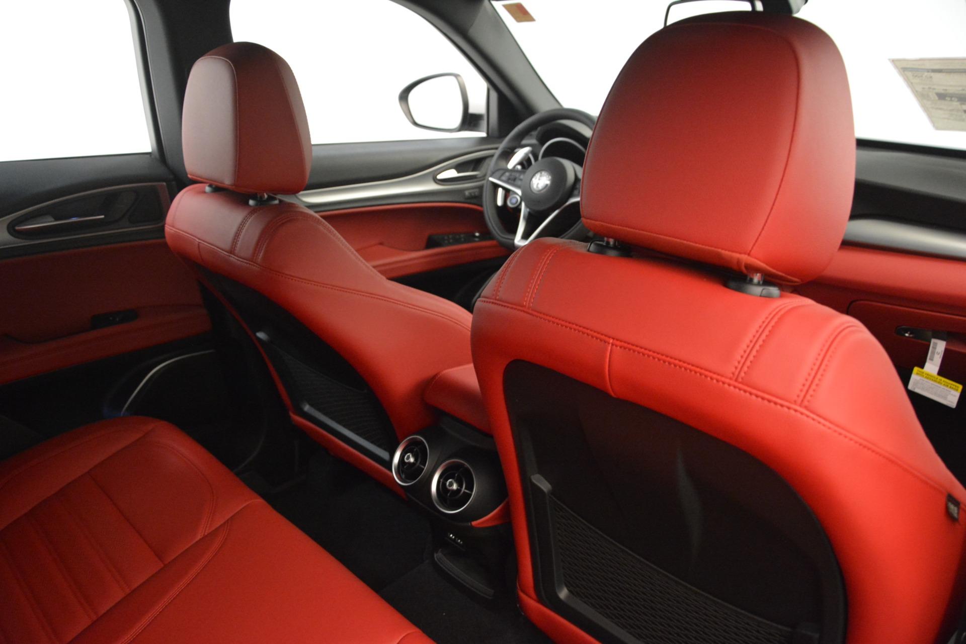 New 2019 Alfa Romeo Stelvio Ti Sport Q4 For Sale In Greenwich, CT. Alfa Romeo of Greenwich, L649 3285_p28