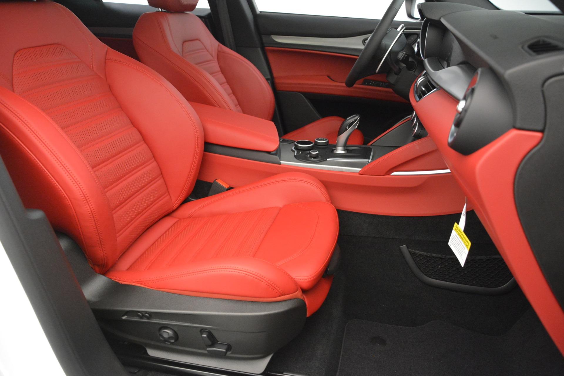 New 2019 Alfa Romeo Stelvio Ti Sport Q4 For Sale In Greenwich, CT. Alfa Romeo of Greenwich, L650 3286_p24
