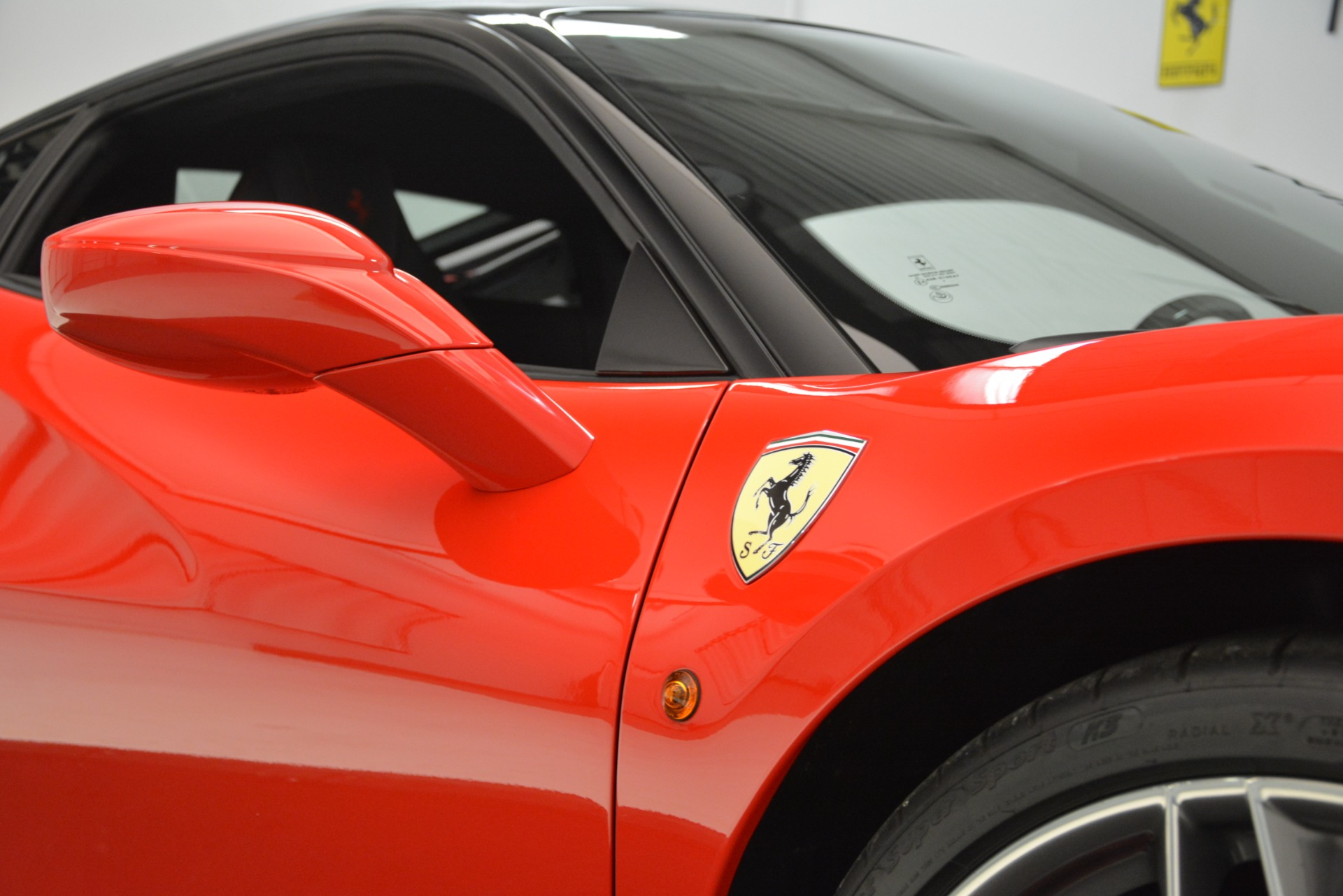 Used 2018 Ferrari 488 GTB  For Sale In Greenwich, CT. Alfa Romeo of Greenwich, F1995A 3288_p14