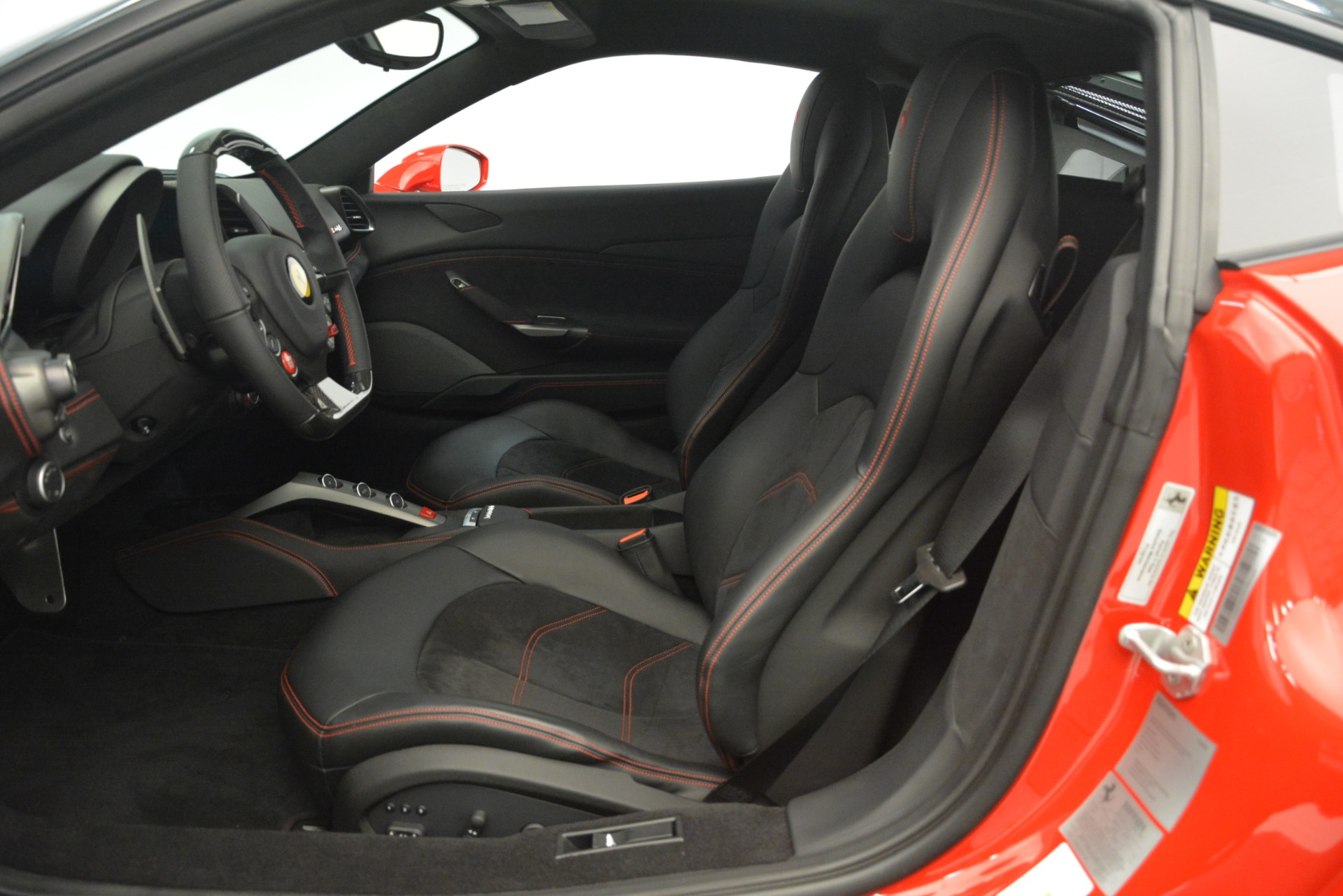 Used 2018 Ferrari 488 GTB  For Sale In Greenwich, CT. Alfa Romeo of Greenwich, F1995A 3288_p16