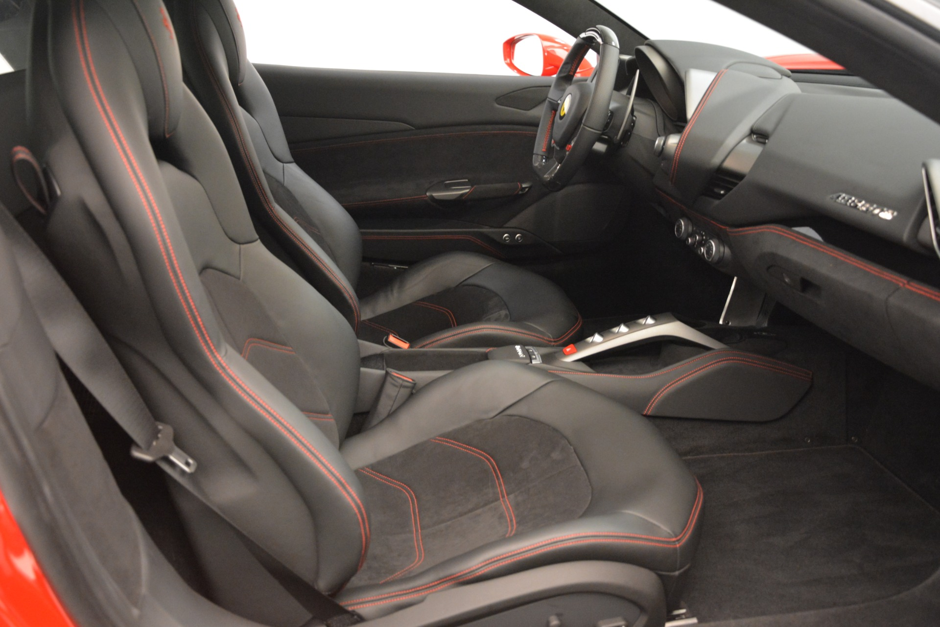 Used 2018 Ferrari 488 GTB  For Sale In Greenwich, CT. Alfa Romeo of Greenwich, F1995A 3288_p20