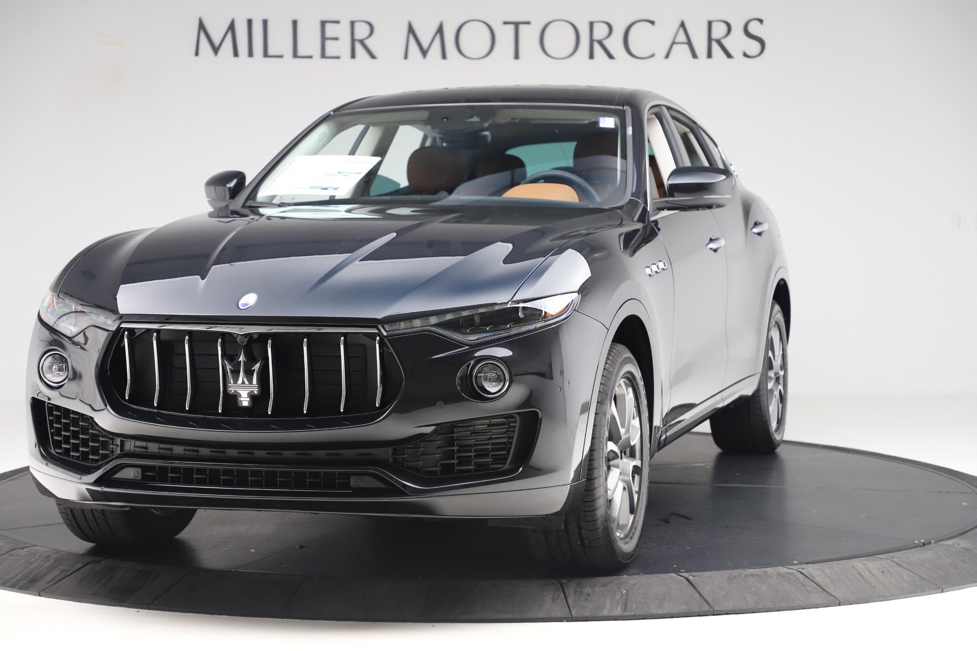 New 2019 Maserati Levante Q4 For Sale In Greenwich, CT. Alfa Romeo of Greenwich, M2319 3289_main