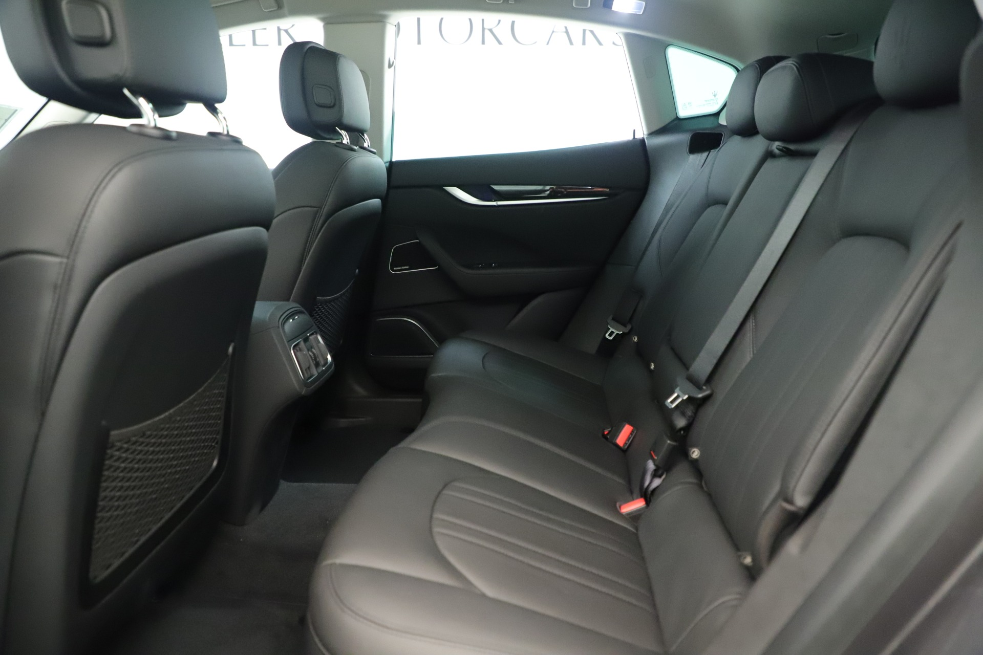 New 2019 Maserati Levante Q4 Nerissimo For Sale In Greenwich, CT. Alfa Romeo of Greenwich, M2320 3290_p19