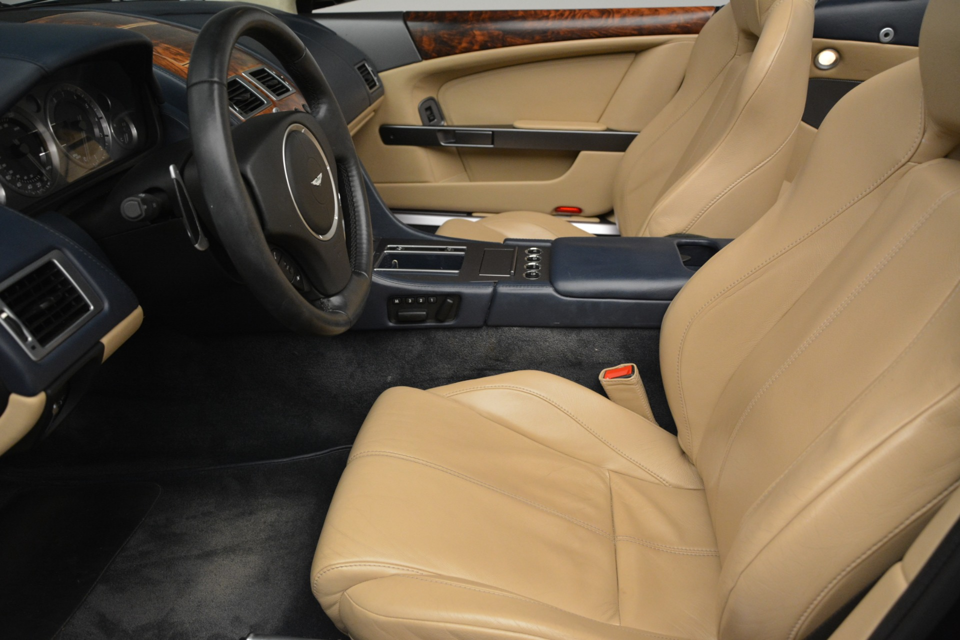 Used 2007 Aston Martin DB9 Convertible For Sale In Greenwich, CT. Alfa Romeo of Greenwich, A1378A 3291_p15