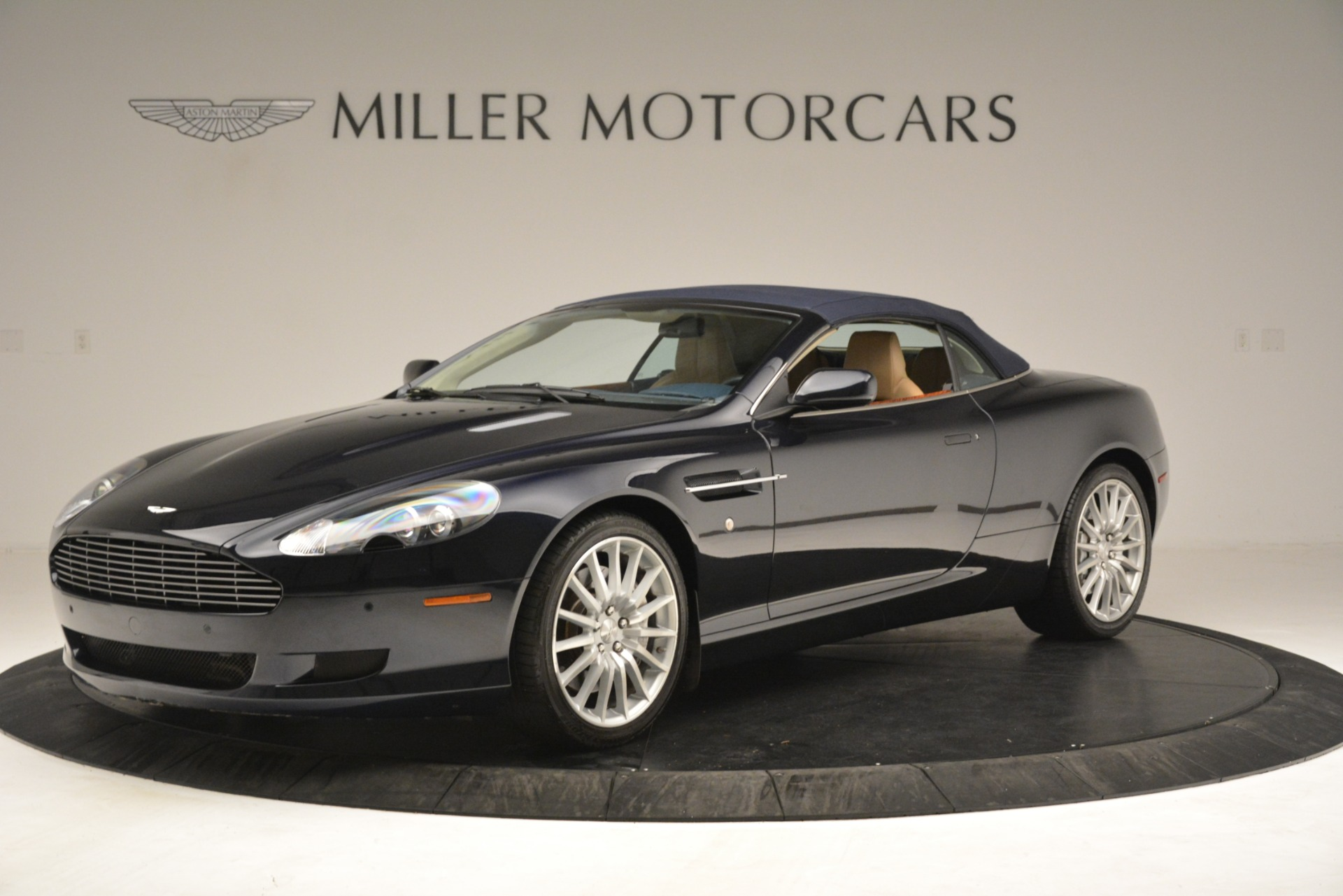 Used 2007 Aston Martin DB9 Convertible For Sale In Greenwich, CT. Alfa Romeo of Greenwich, A1378A 3291_p23