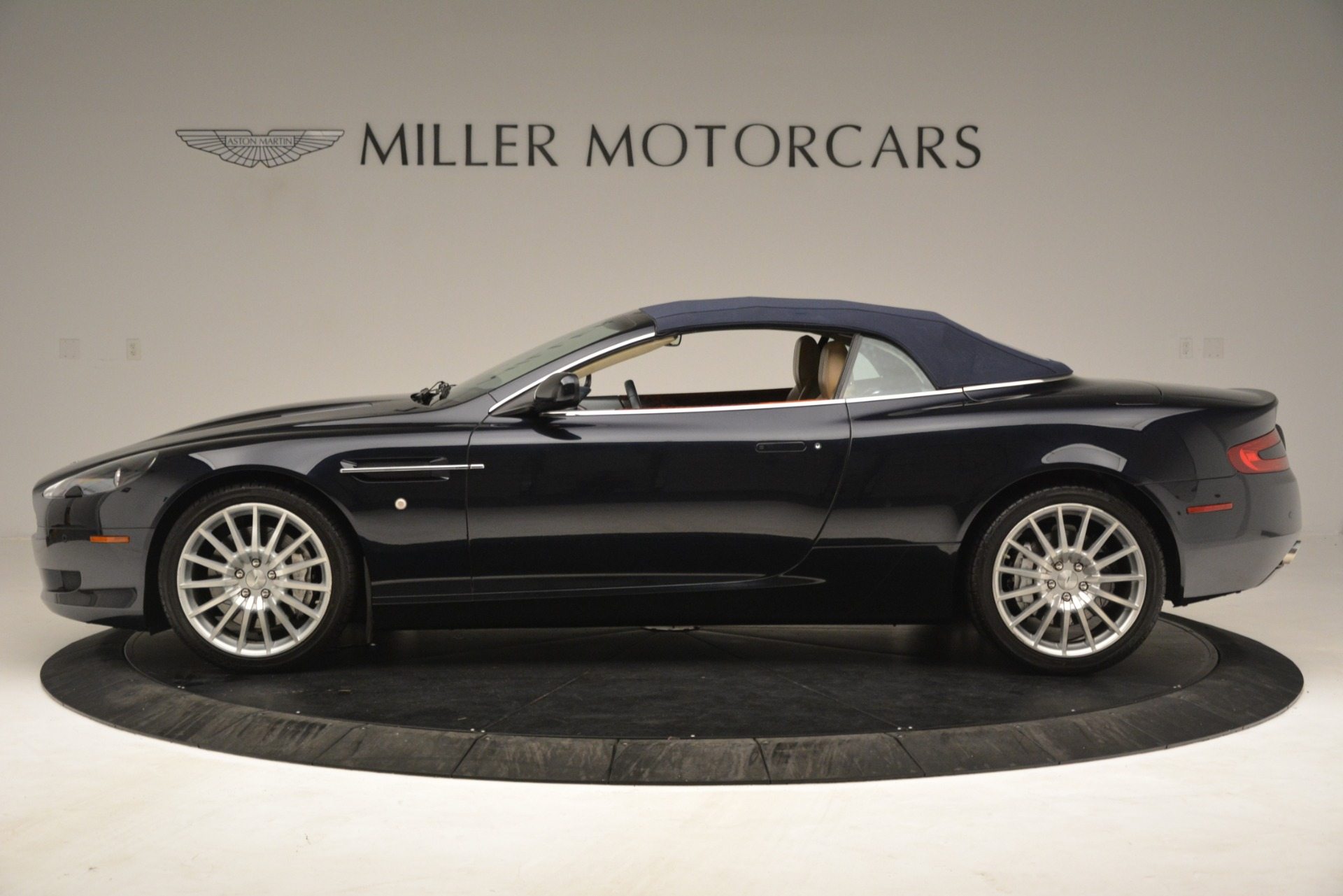 Used 2007 Aston Martin DB9 Convertible For Sale In Greenwich, CT. Alfa Romeo of Greenwich, A1378A 3291_p24