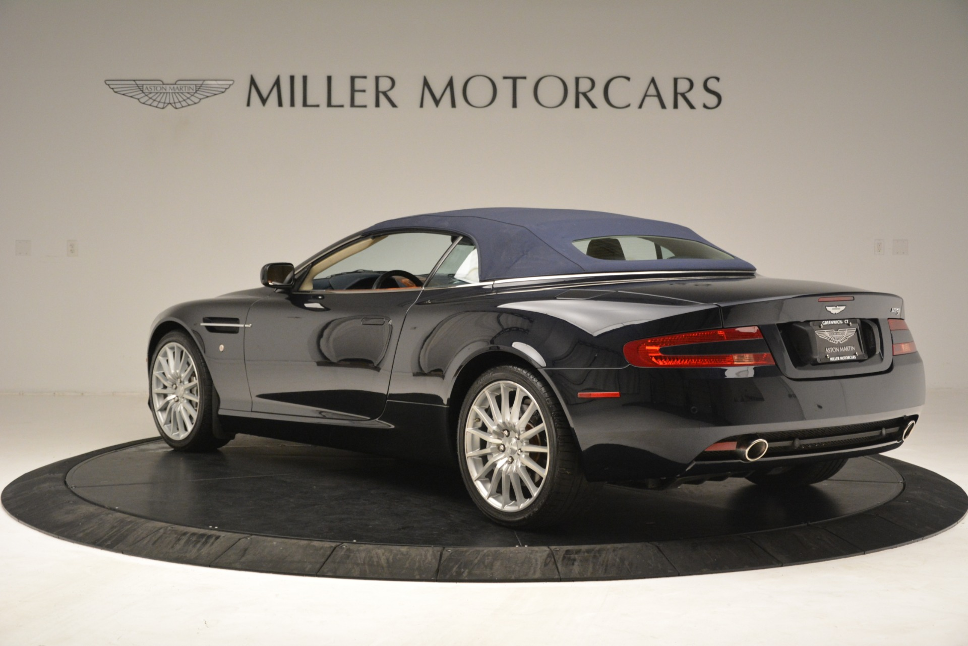 Used 2007 Aston Martin DB9 Convertible For Sale In Greenwich, CT. Alfa Romeo of Greenwich, A1378A 3291_p26