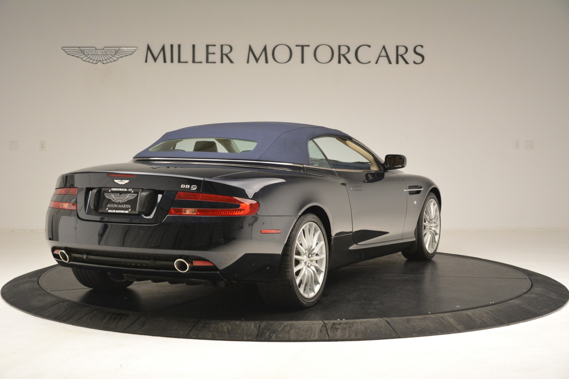 Used 2007 Aston Martin DB9 Convertible For Sale In Greenwich, CT. Alfa Romeo of Greenwich, A1378A 3291_p28