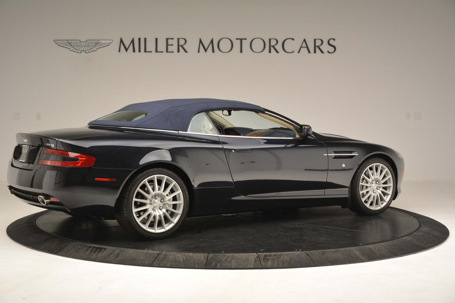 Used 2007 Aston Martin DB9 Convertible For Sale In Greenwich, CT. Alfa Romeo of Greenwich, A1378A 3291_p29