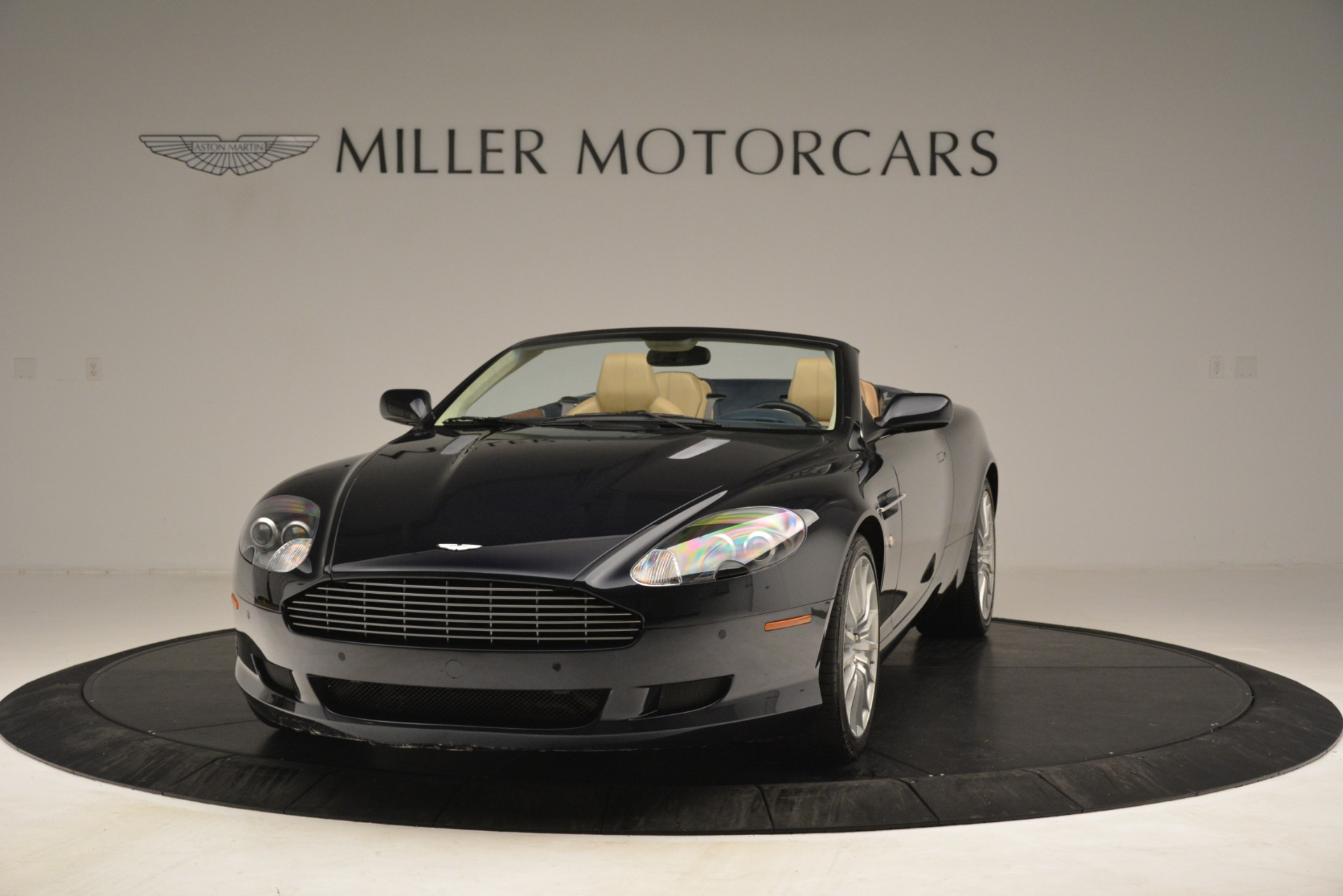 Used 2007 Aston Martin DB9 Convertible For Sale In Greenwich, CT. Alfa Romeo of Greenwich, A1378A 3291_p2