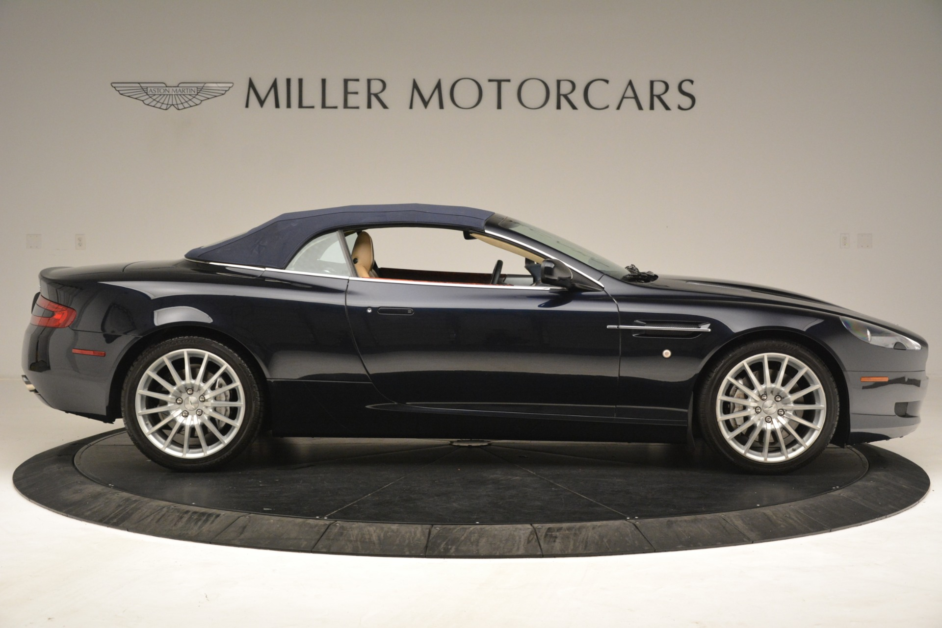 Used 2007 Aston Martin DB9 Convertible For Sale In Greenwich, CT. Alfa Romeo of Greenwich, A1378A 3291_p30