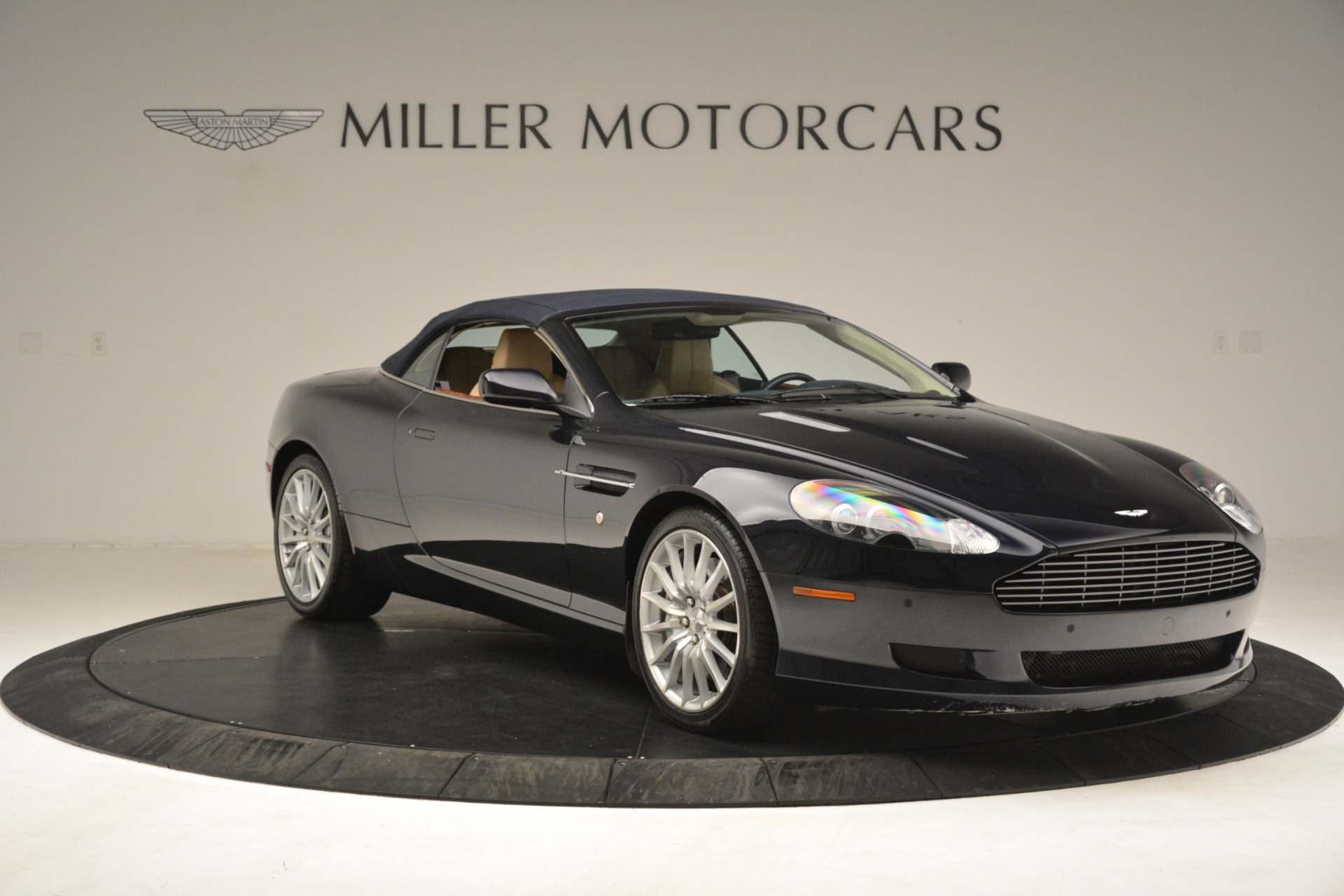 Used 2007 Aston Martin DB9 Convertible For Sale In Greenwich, CT. Alfa Romeo of Greenwich, A1378A 3291_p31