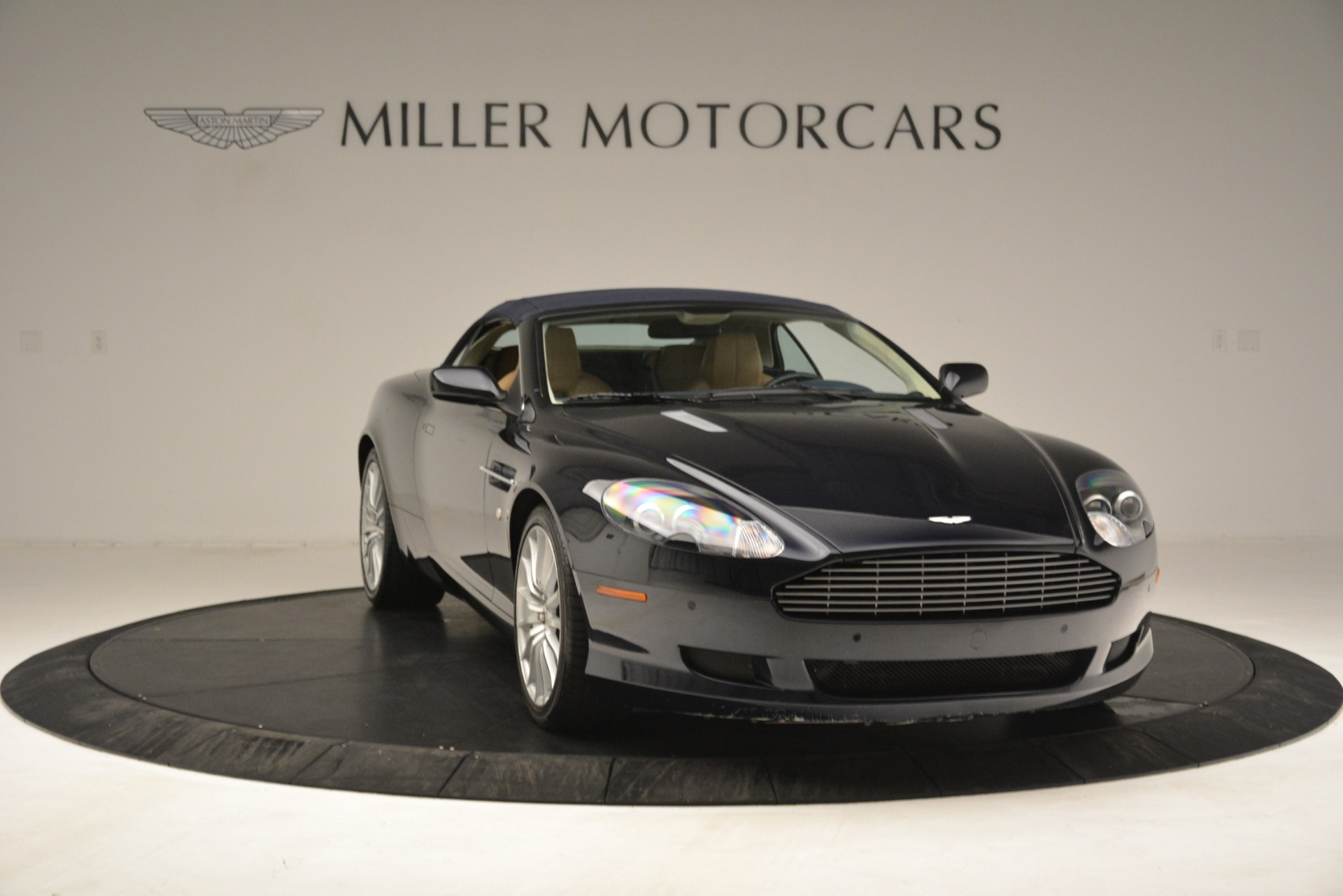 Used 2007 Aston Martin DB9 Convertible For Sale In Greenwich, CT. Alfa Romeo of Greenwich, A1378A 3291_p32