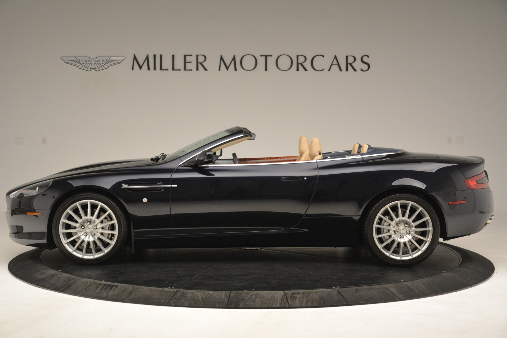 Used 2007 Aston Martin DB9 Convertible For Sale In Greenwich, CT. Alfa Romeo of Greenwich, A1378A 3291_p3
