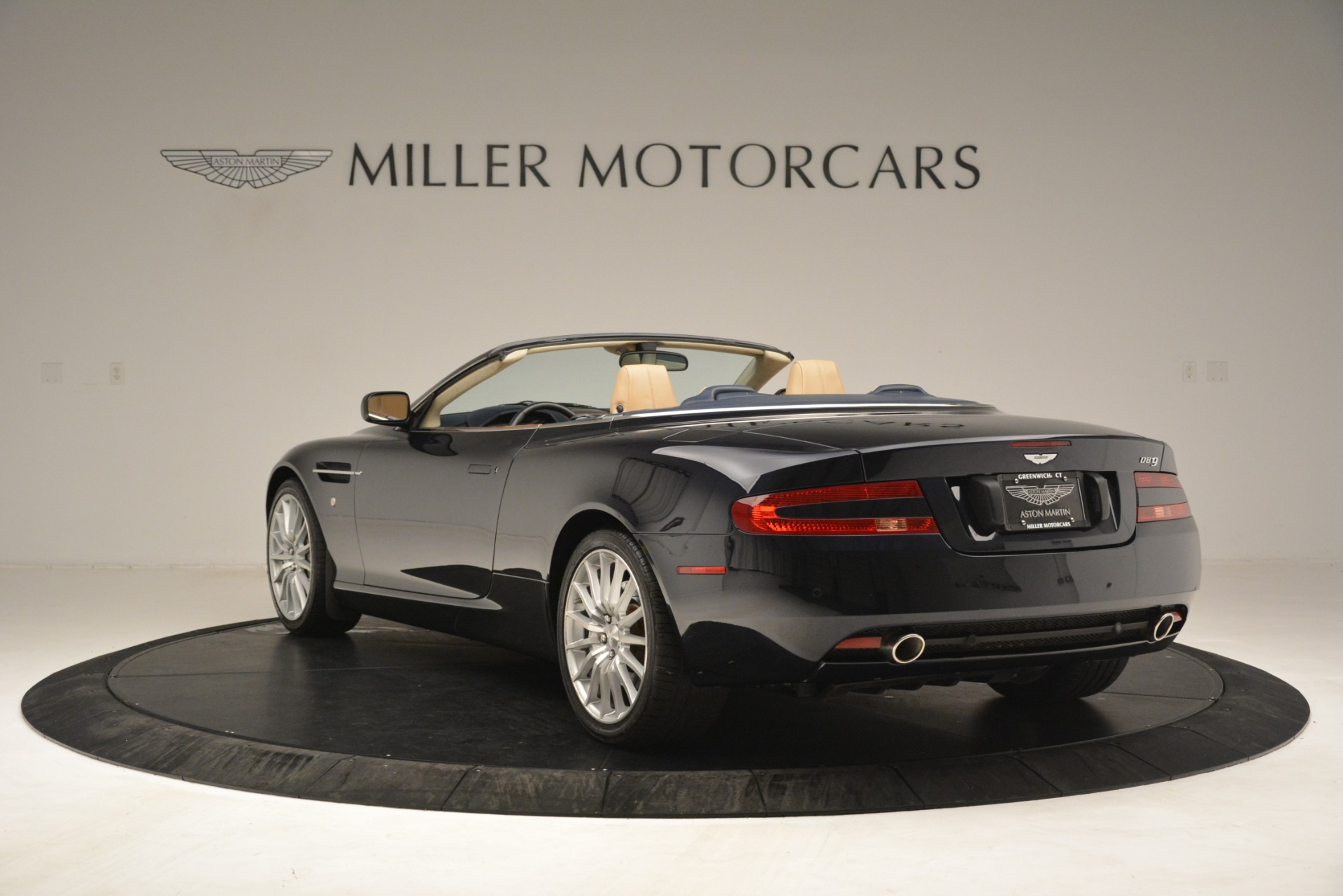 Used 2007 Aston Martin DB9 Convertible For Sale In Greenwich, CT. Alfa Romeo of Greenwich, A1378A 3291_p5