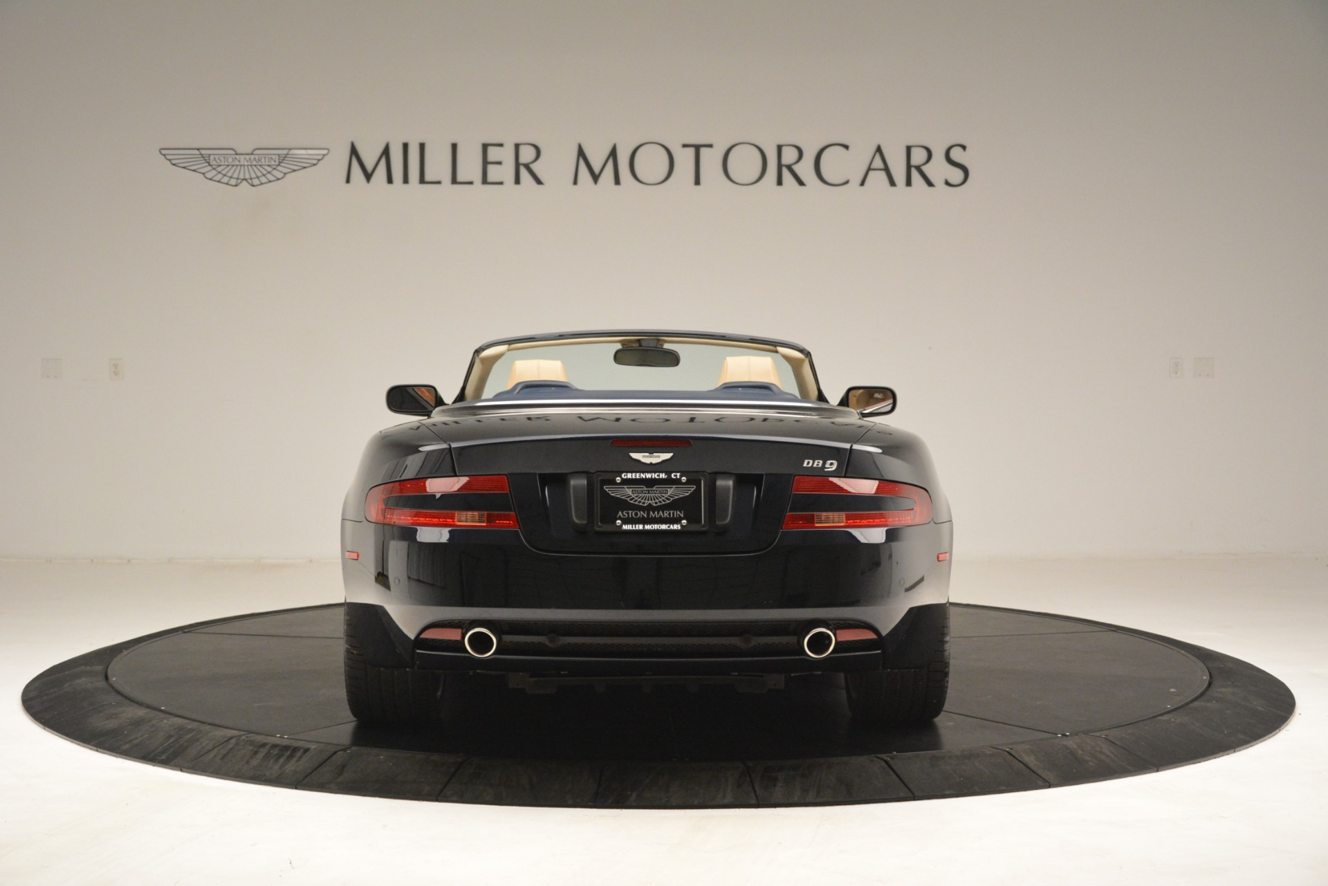 Used 2007 Aston Martin DB9 Convertible For Sale In Greenwich, CT. Alfa Romeo of Greenwich, A1378A 3291_p6