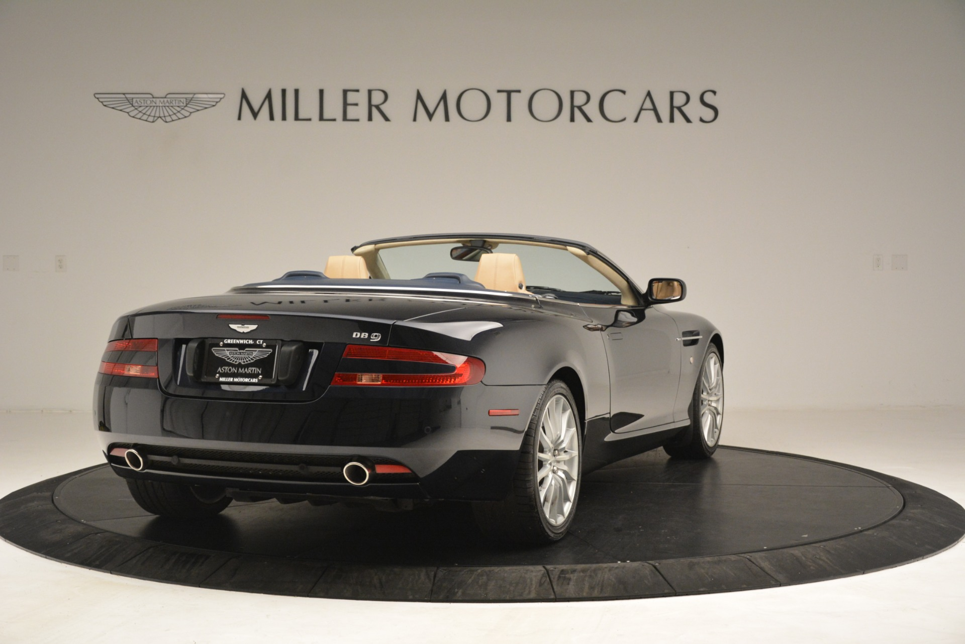 Used 2007 Aston Martin DB9 Convertible For Sale In Greenwich, CT. Alfa Romeo of Greenwich, A1378A 3291_p7