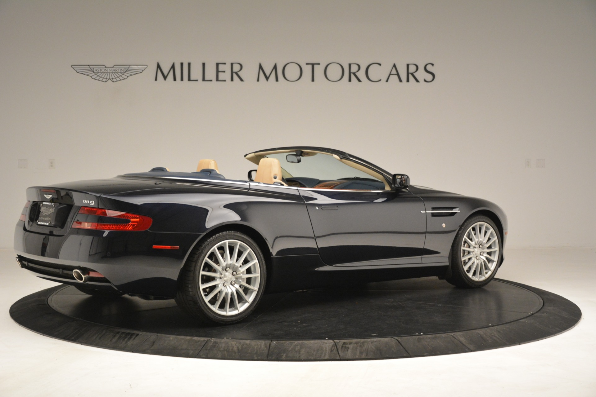 Used 2007 Aston Martin DB9 Convertible For Sale In Greenwich, CT. Alfa Romeo of Greenwich, A1378A 3291_p8
