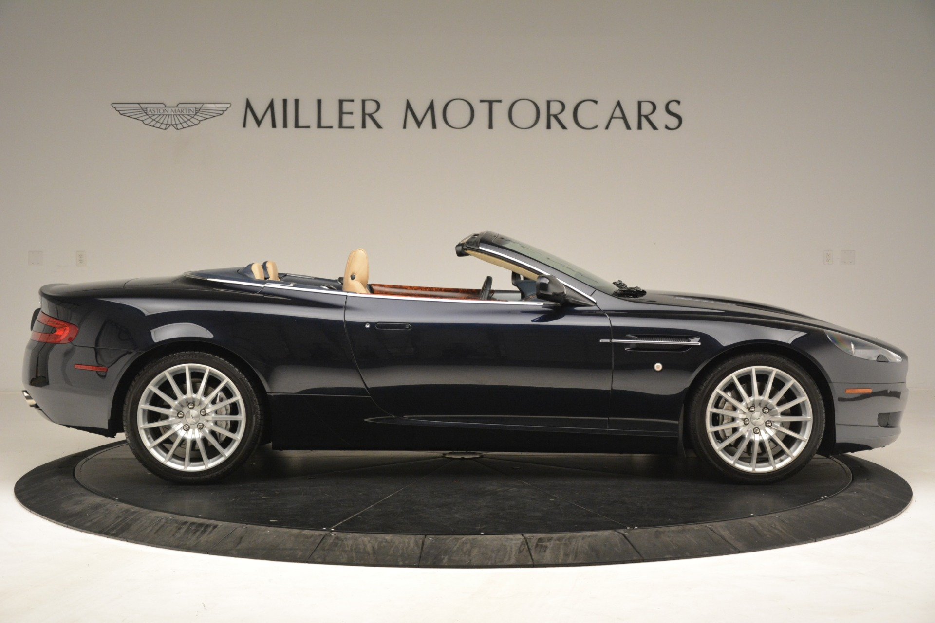 Used 2007 Aston Martin DB9 Convertible For Sale In Greenwich, CT. Alfa Romeo of Greenwich, A1378A 3291_p9