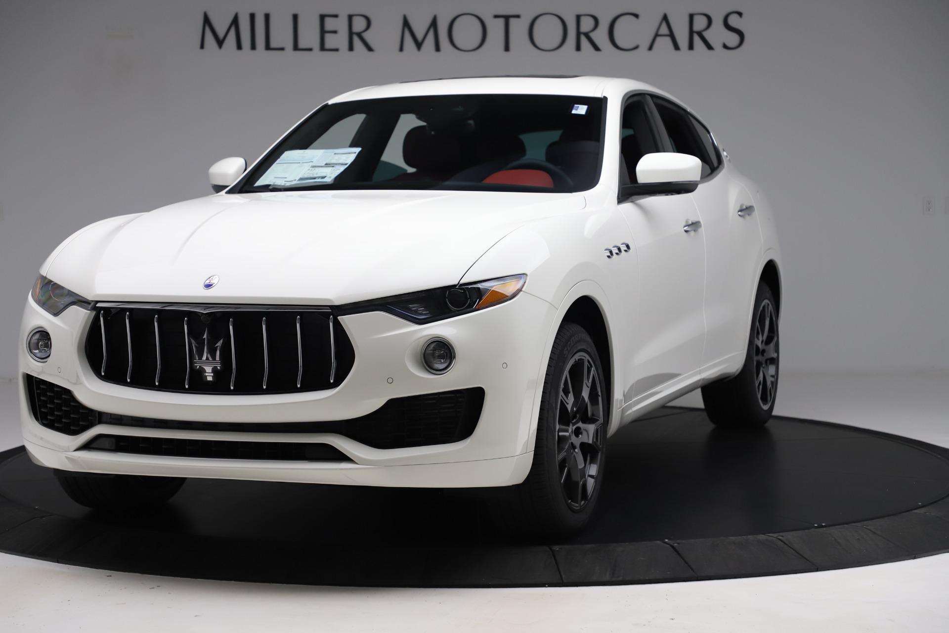 New 2019 Maserati Levante Q4 For Sale In Greenwich, CT. Alfa Romeo of Greenwich, W694 3297_main