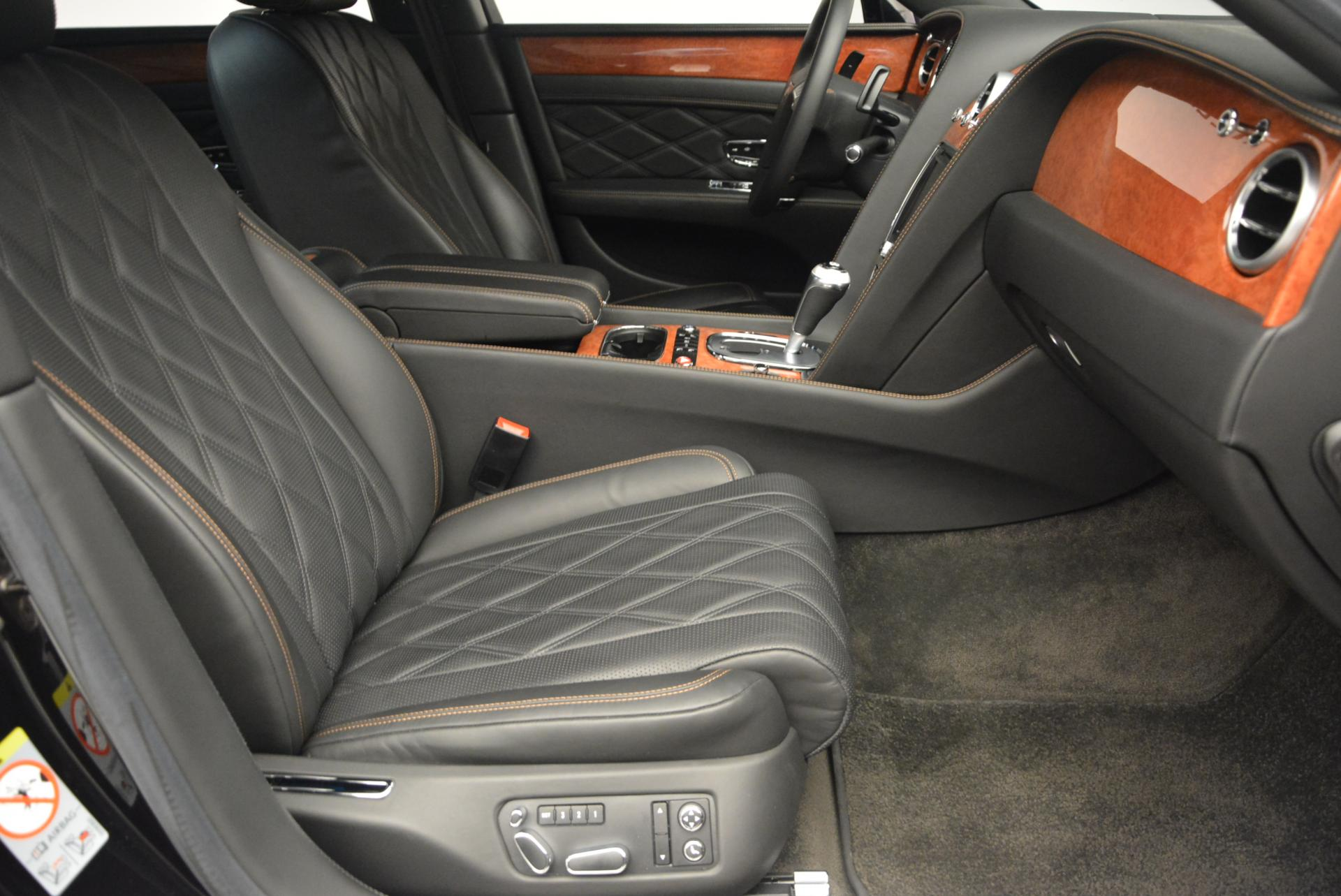 Used 2014 Bentley Flying Spur W12 For Sale In Greenwich, CT. Alfa Romeo of Greenwich, B1106A 33_p20
