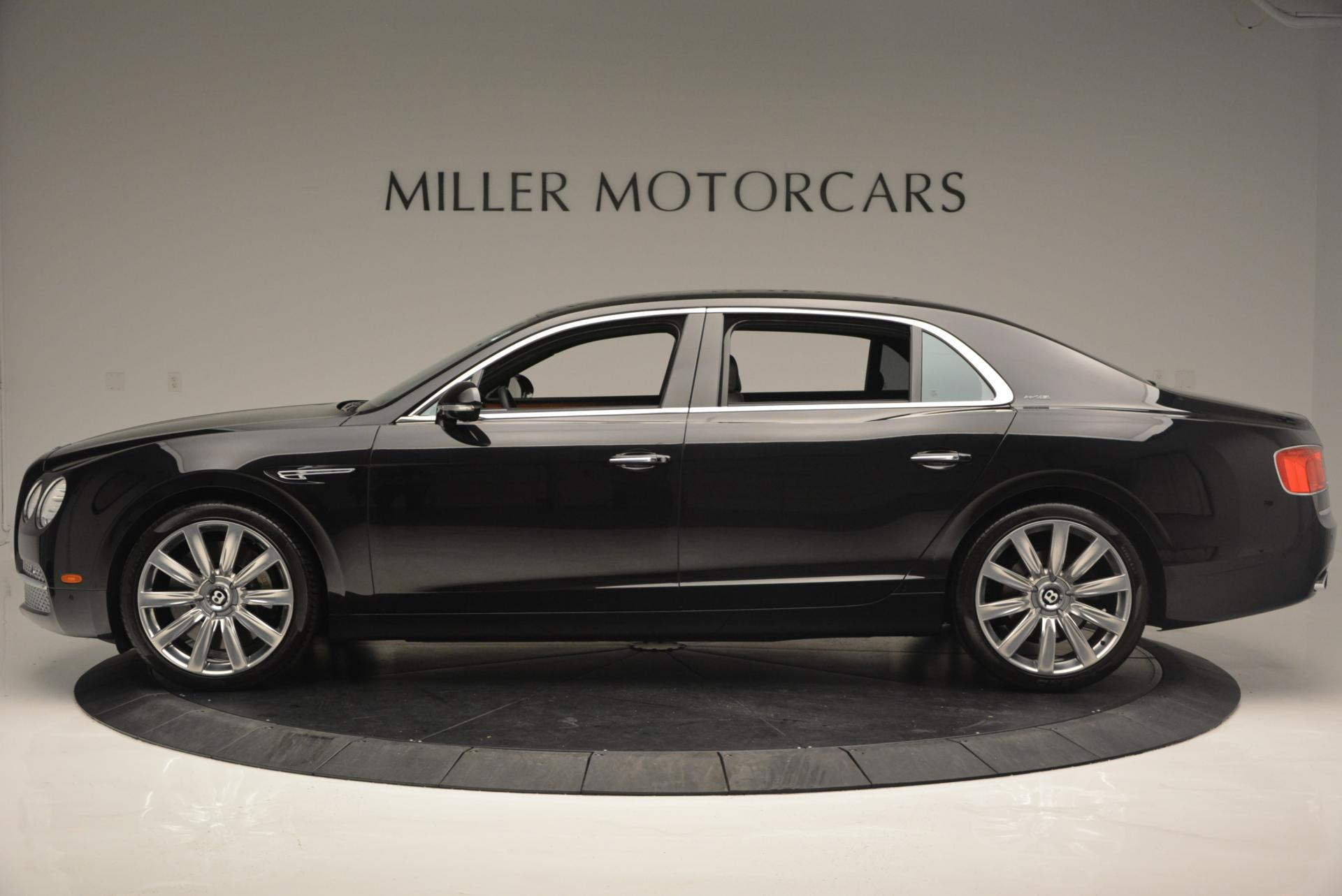 Used 2014 Bentley Flying Spur W12 For Sale In Greenwich, CT. Alfa Romeo of Greenwich, B1106A 33_p3